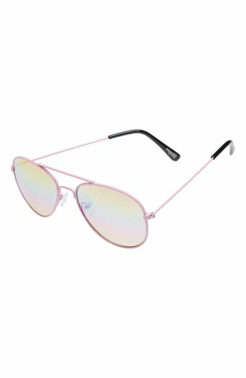 Capelli of New York Aviator Sunglasses (Girls)