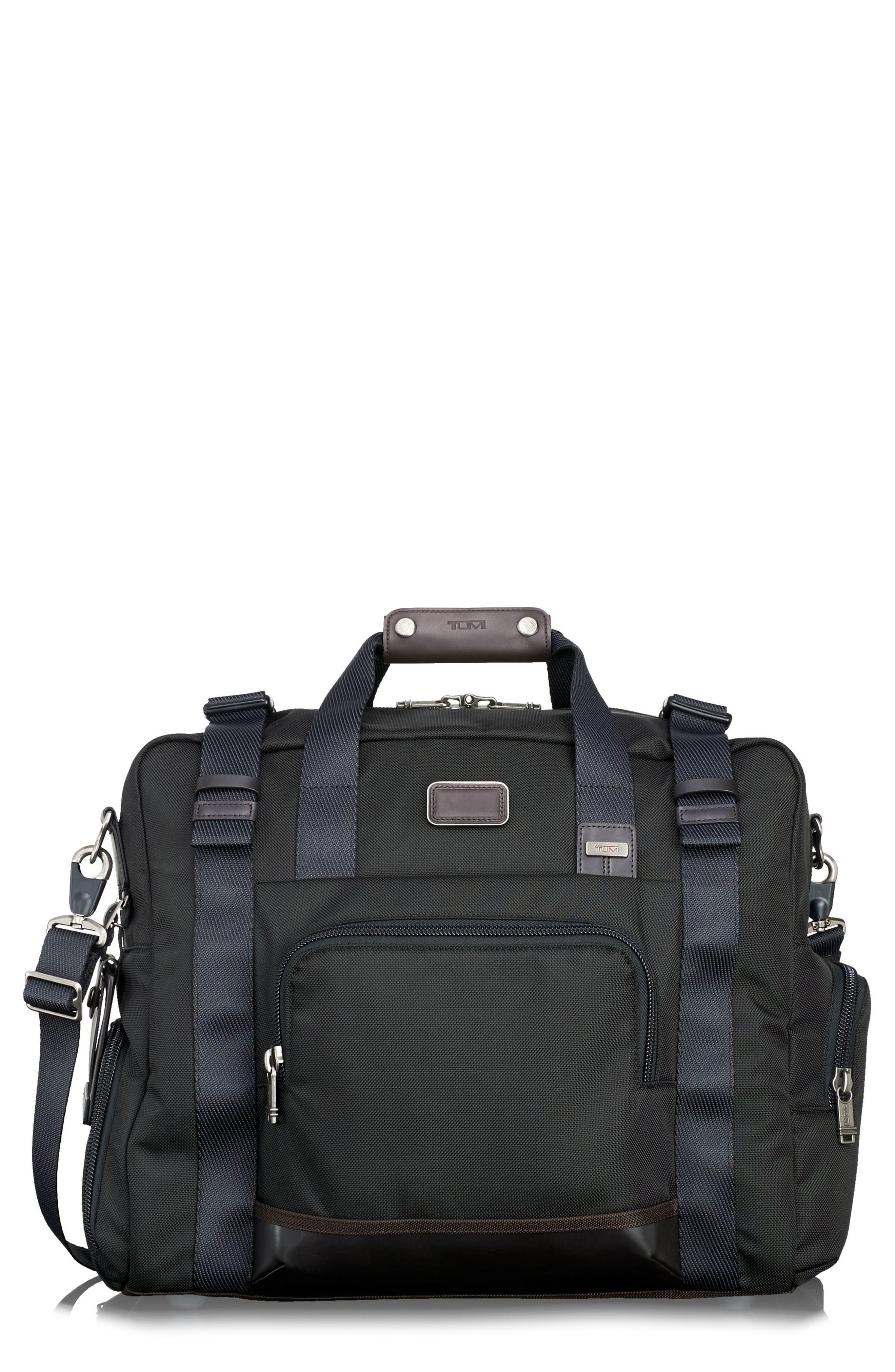 Tumi Alpha Bravo Buckner Duffel Bag