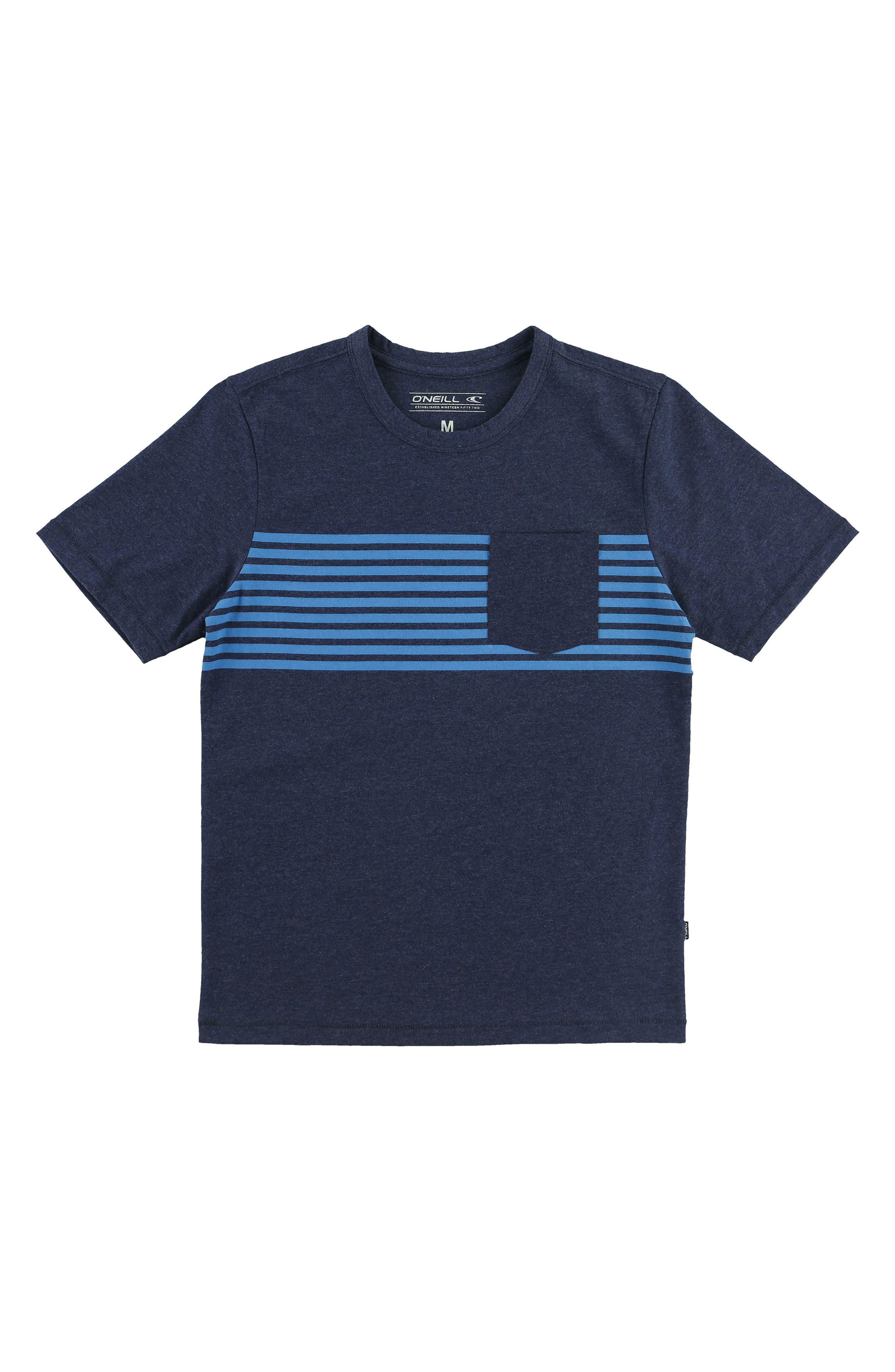 O'Neill Rodgers Pocket T-Shirt (Big Boys)