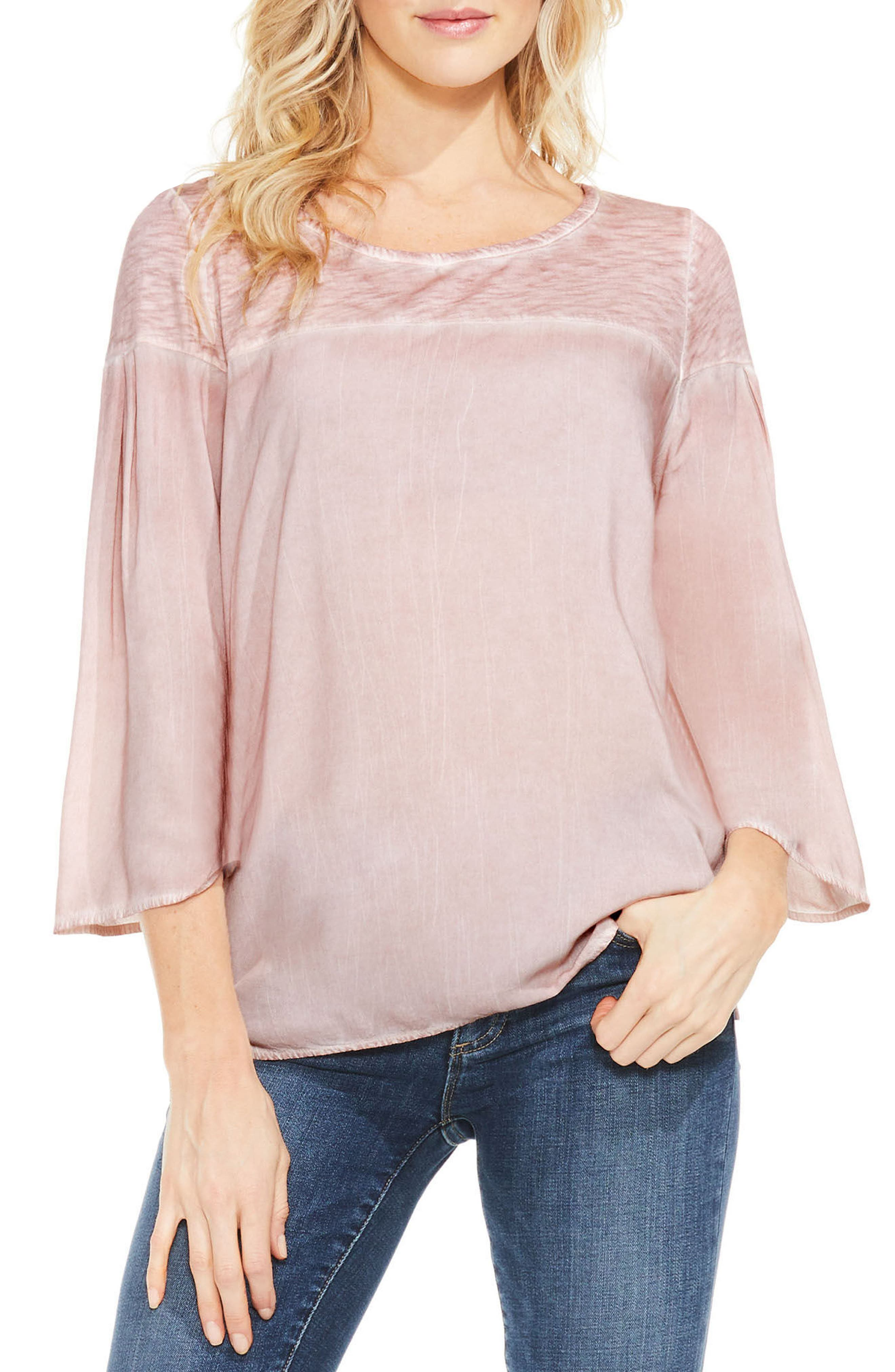 Two by Vince Camuto Slub Top
