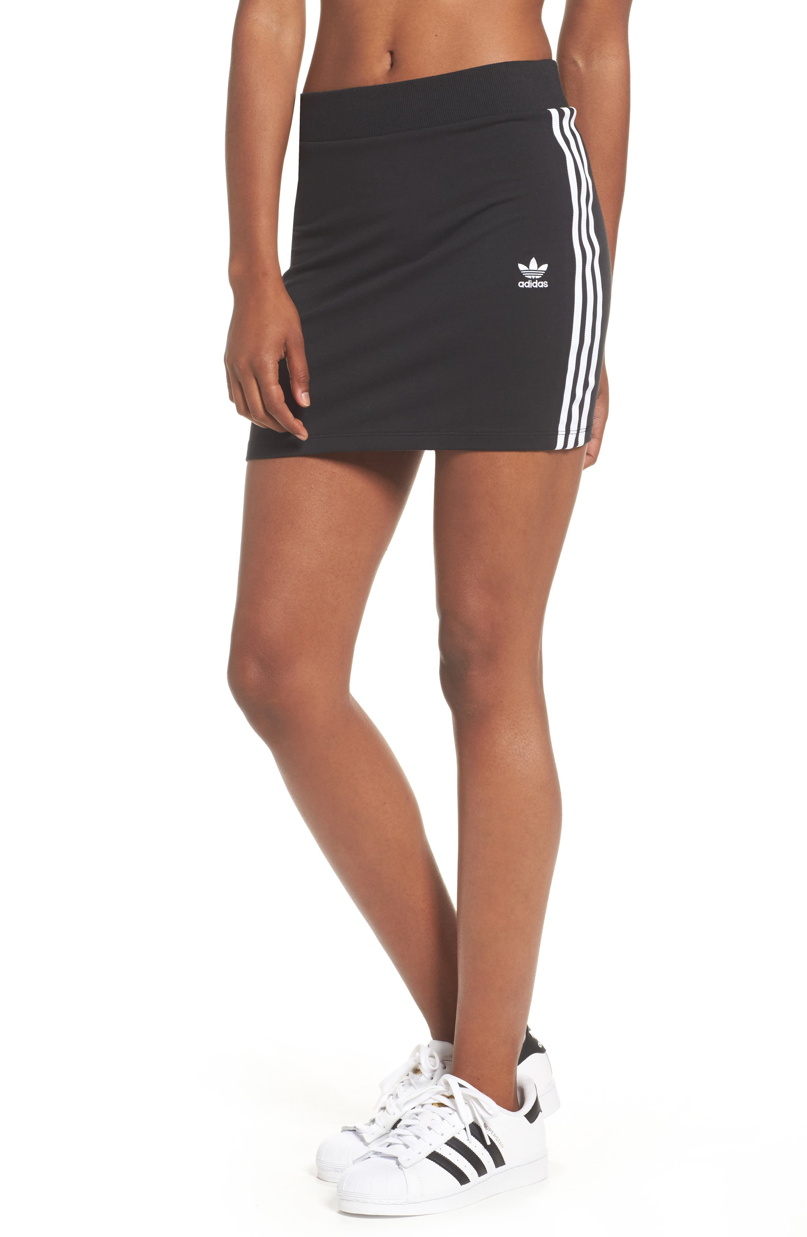 Adidas Originals 3-Stripes Miniskirt