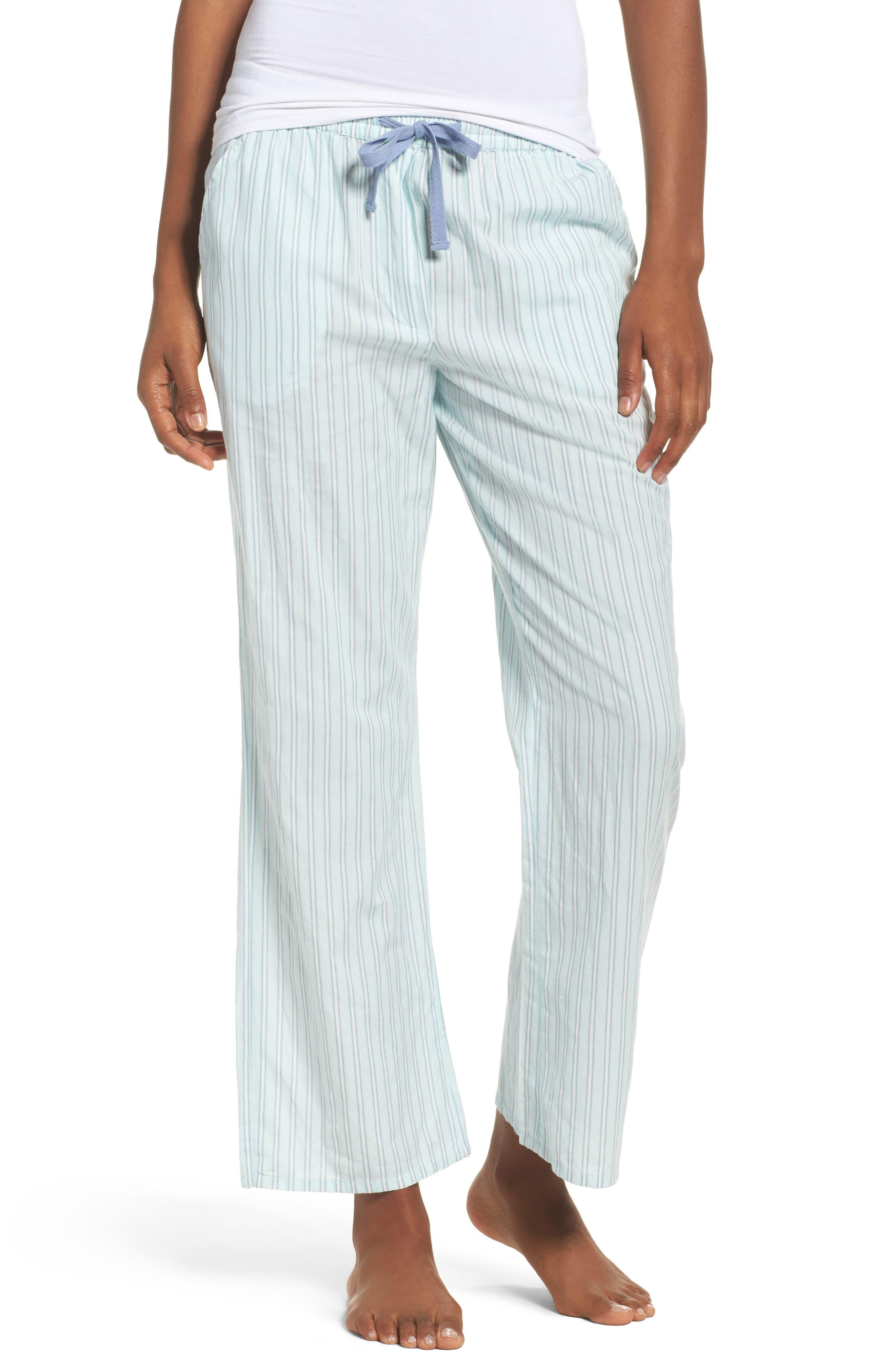 Topshop Stripe Pajama Pants