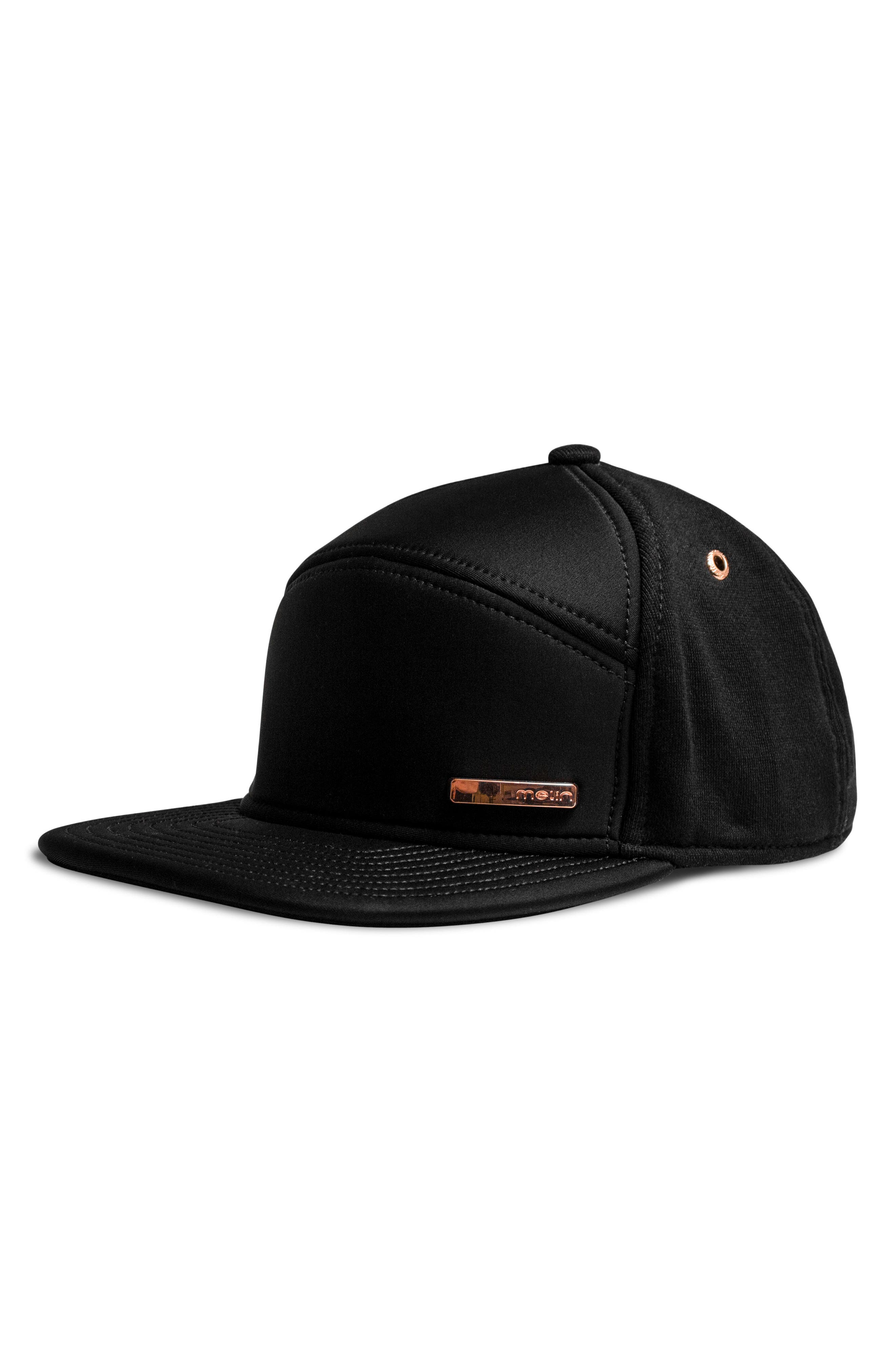 Melin Mini Bar Snapback Cap