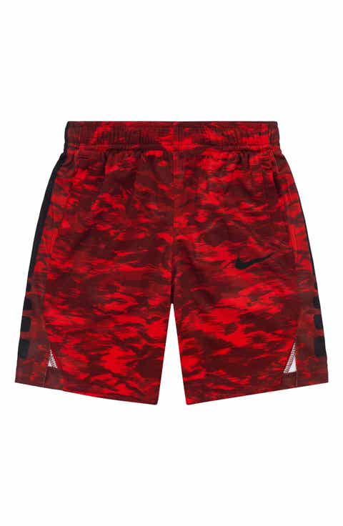 Boys' Red Shorts: Cargo, Athletic & Plaid | Nordstrom