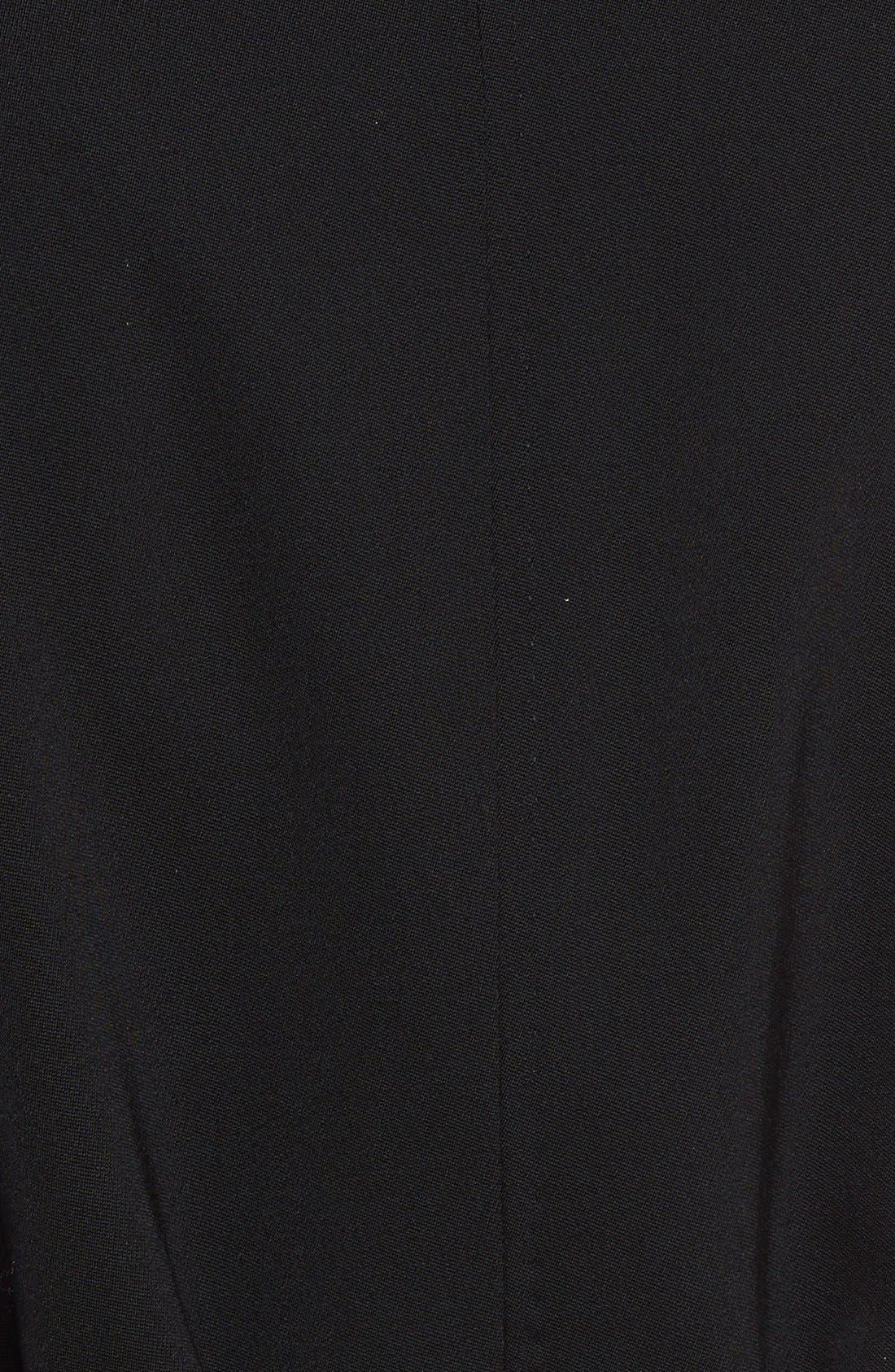 Alternate Image 3  - Cinzia Rocca Wool Wrap Trench Coat