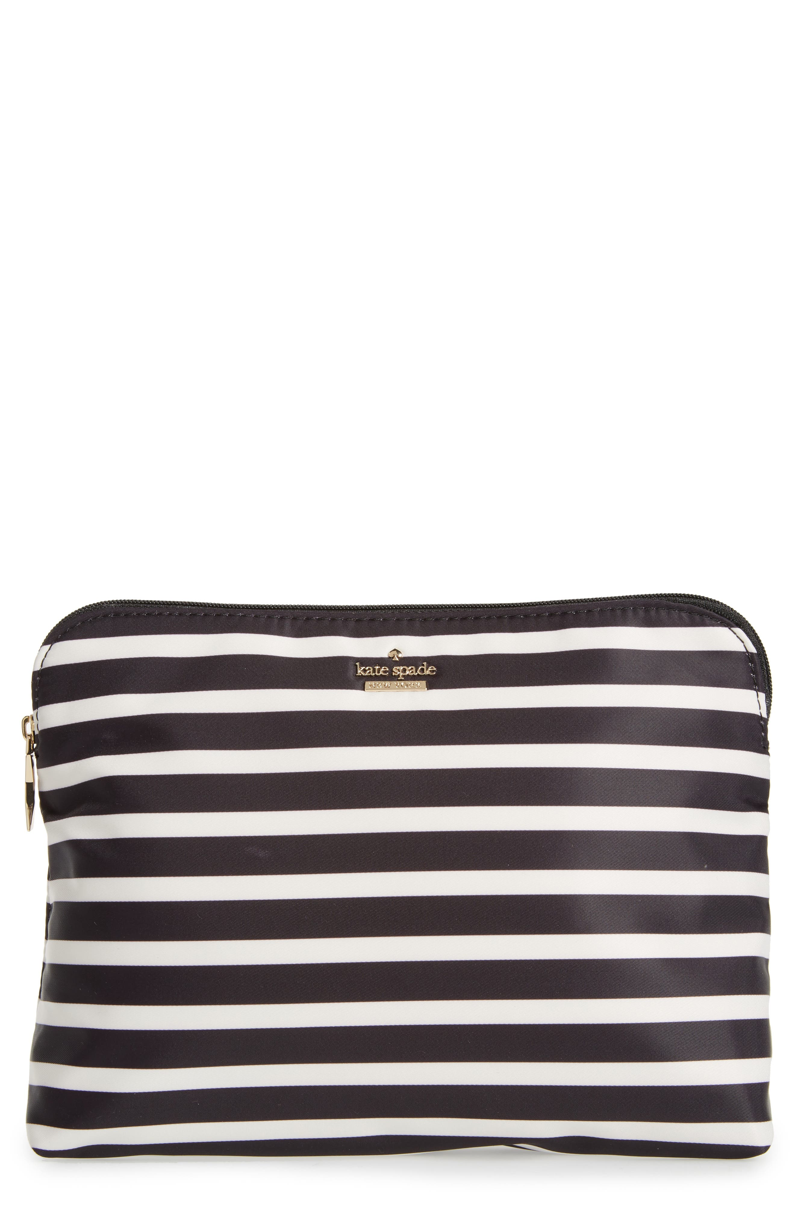 kate spade new york classic briley nylon pouch
