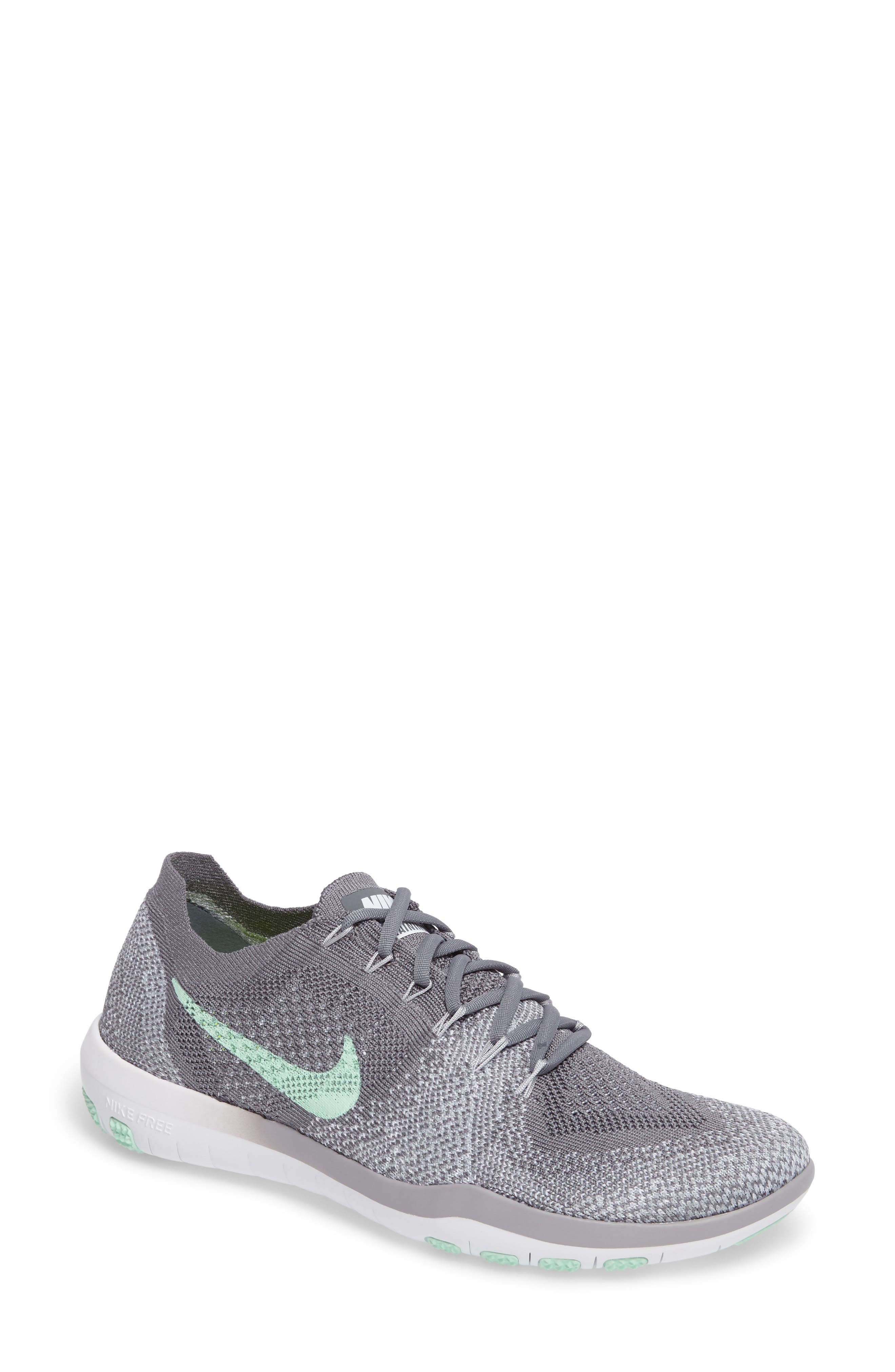 Nike Free Focus Flyknit 2 Training Shoe (Women)