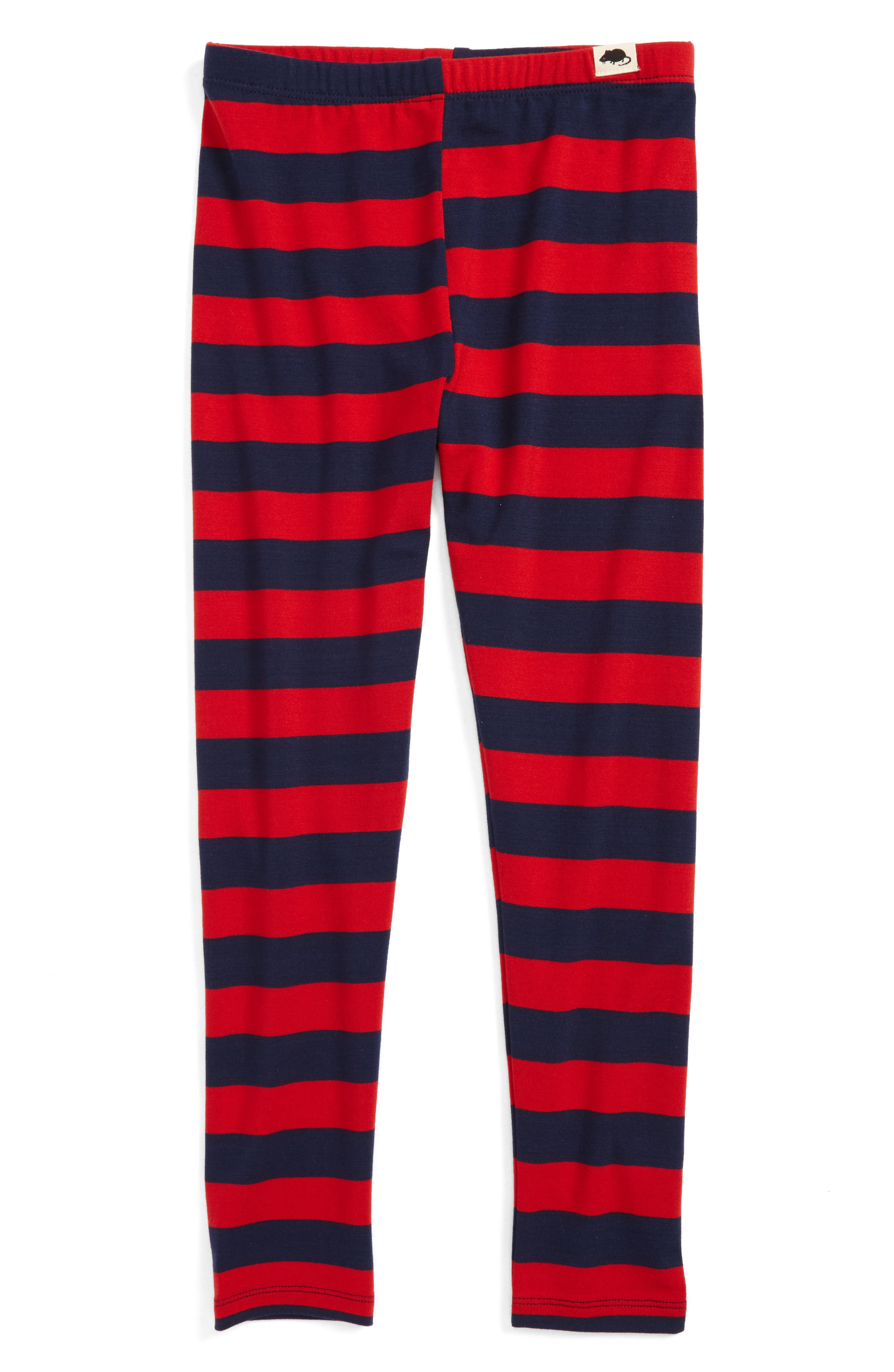 Mini Rodini Blockstripe Leggings (Toddler Girls & Little Girls)