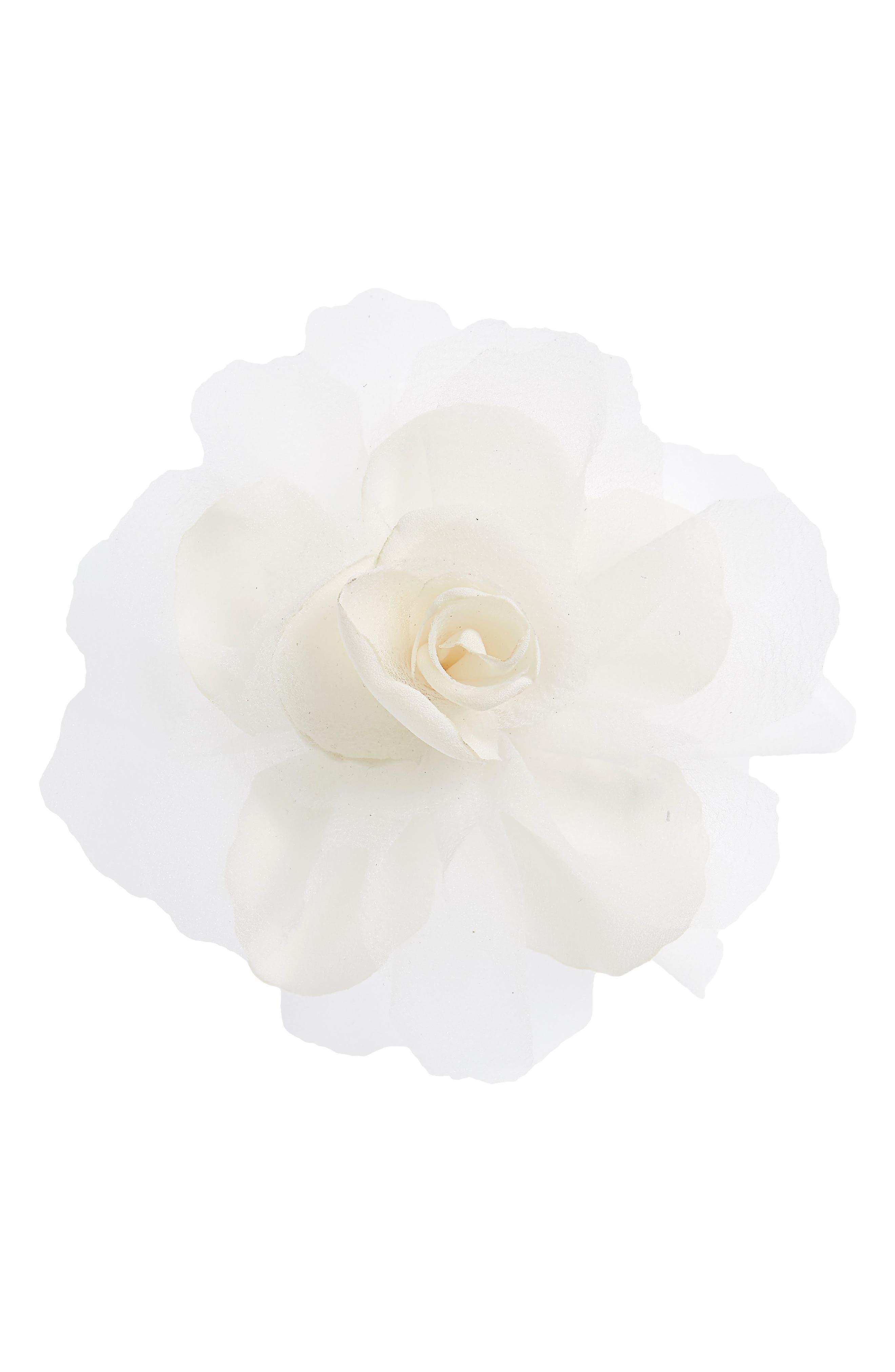 Cara Flower Pin