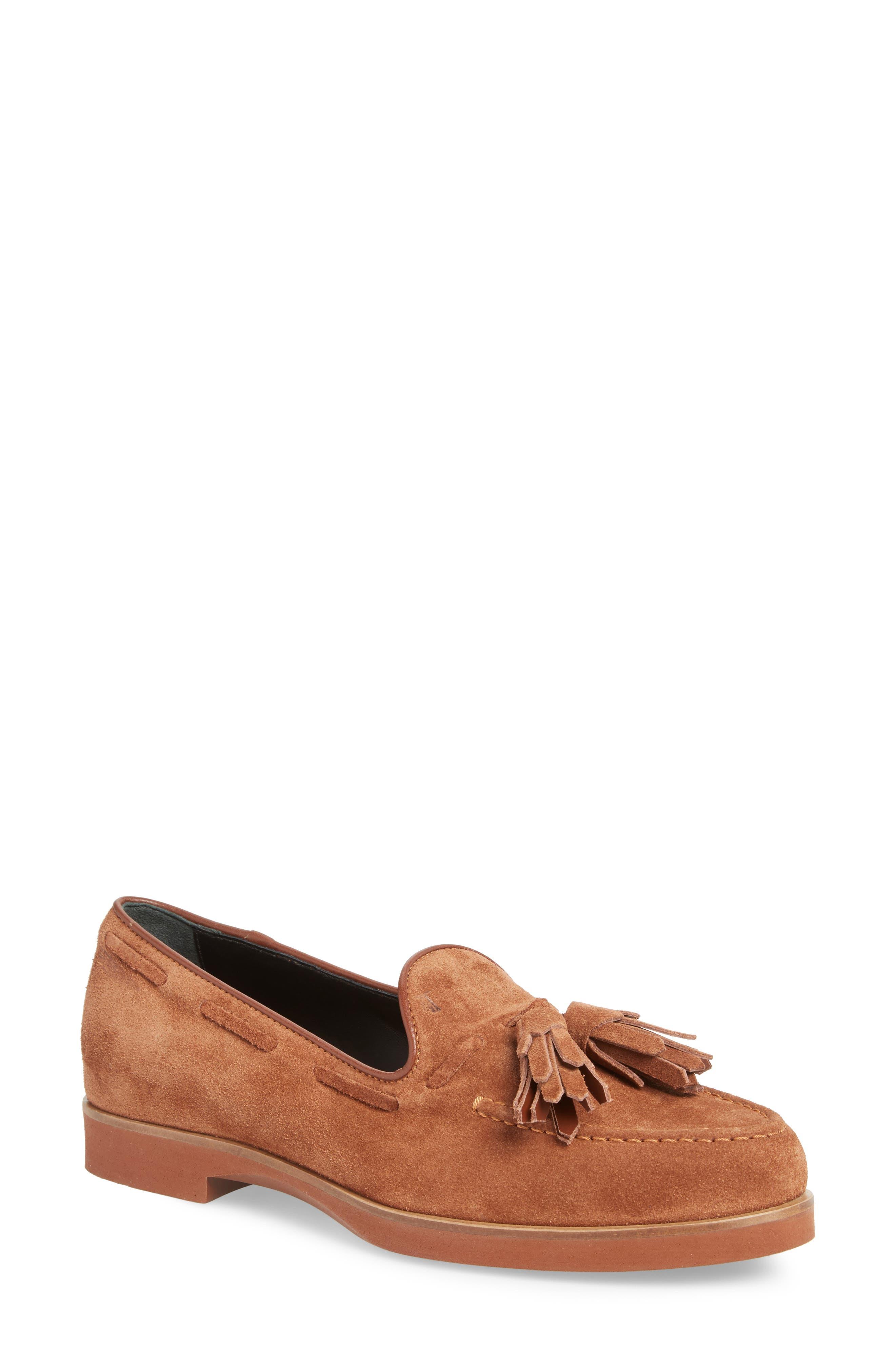 Tod's Tassel Loafer (Women)