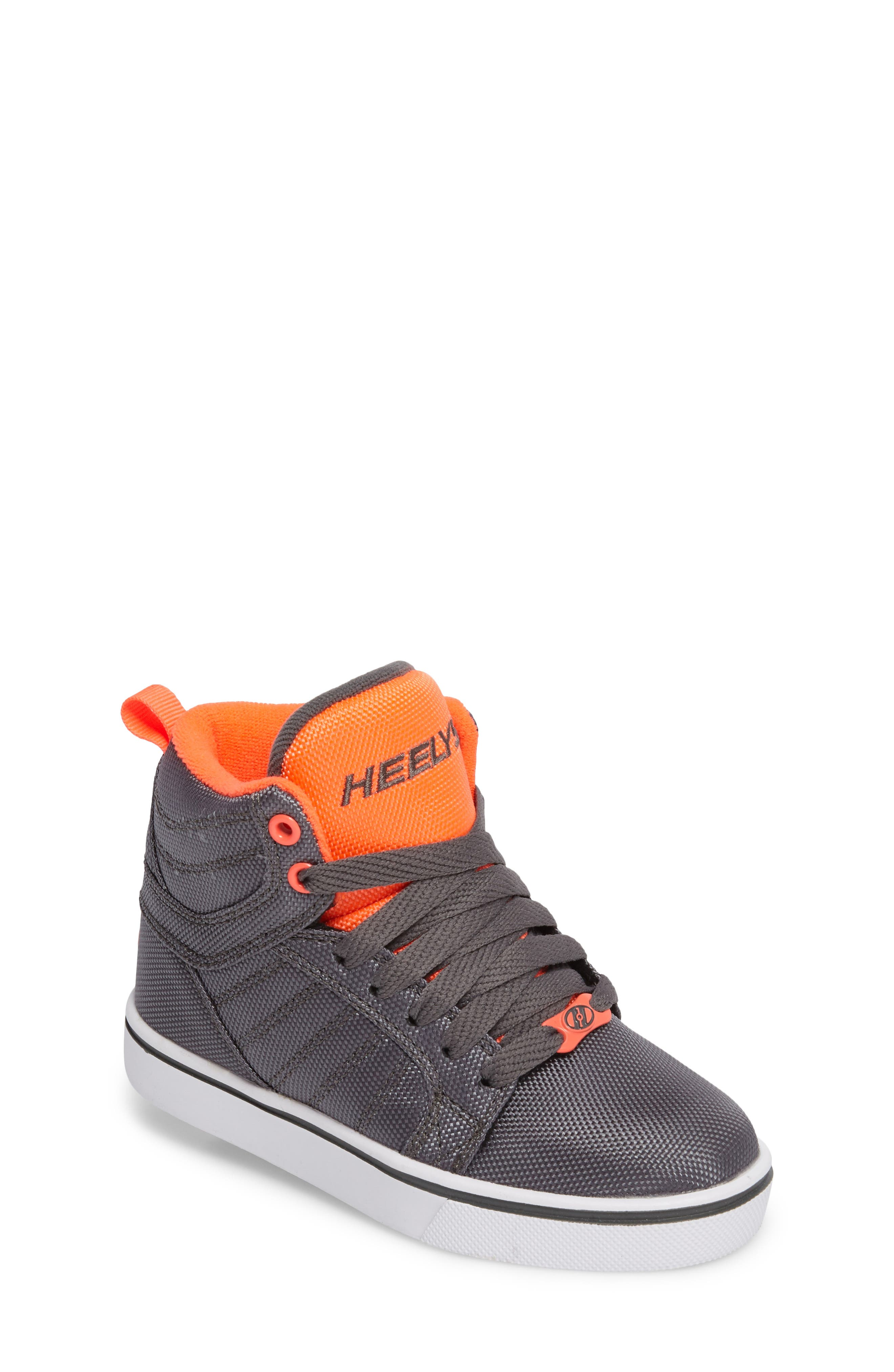 Heelys Uptown Hi Top Skate Sneaker (Little Kid & Big Kid)