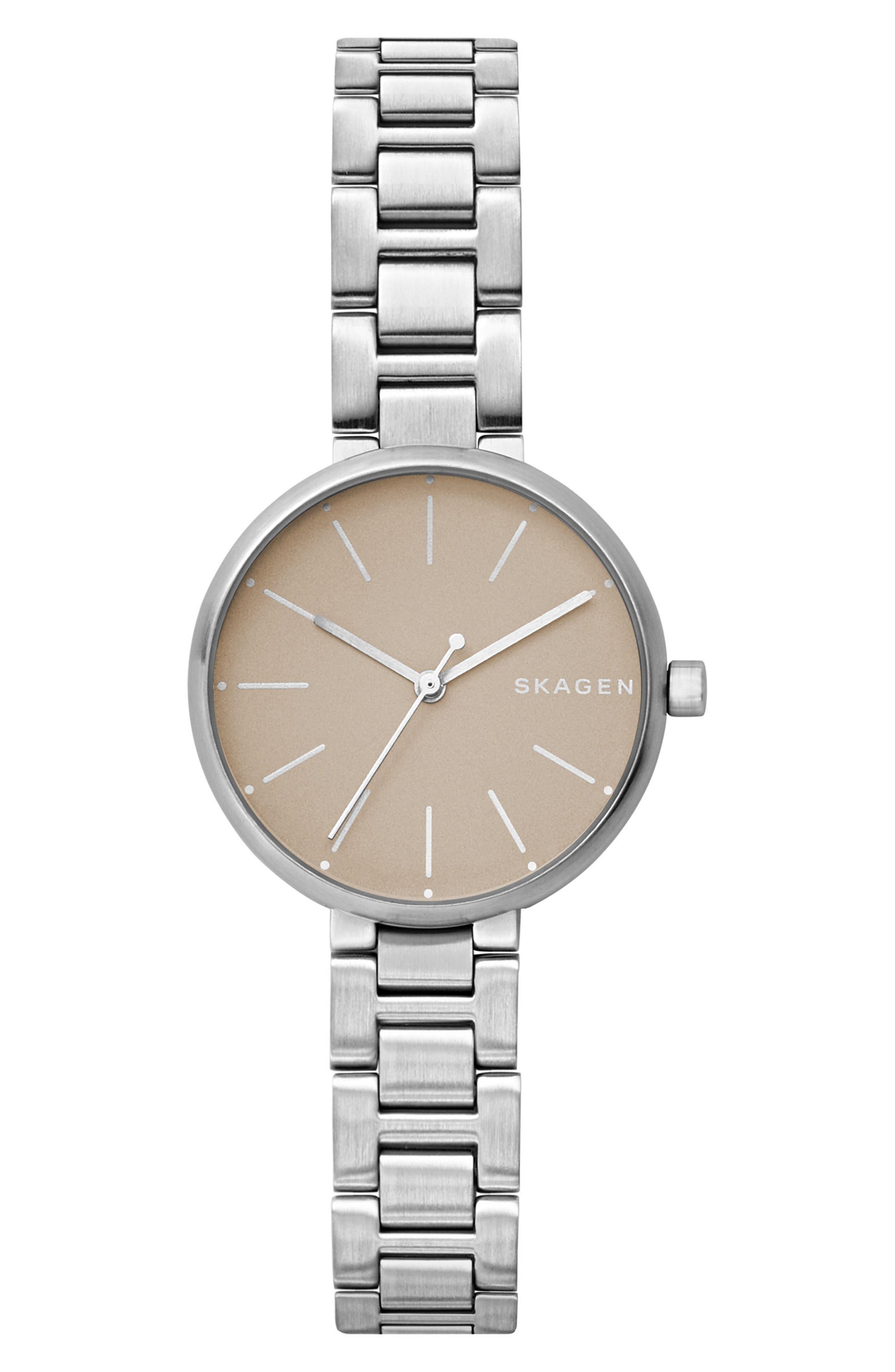 Skagen Signatur Bracelet Watch, 30mm