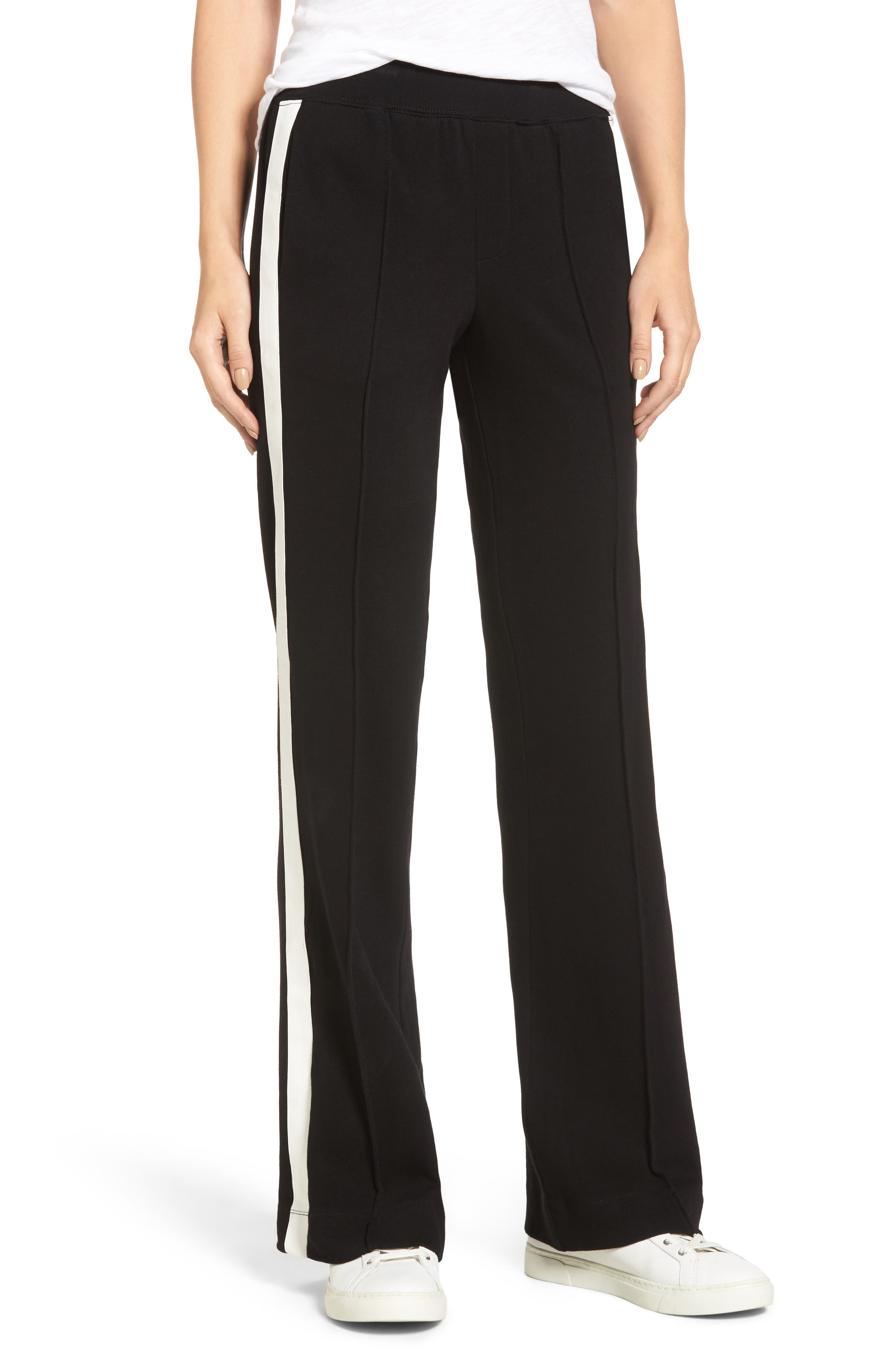 Pam & Gela Wide Leg Track Pants
