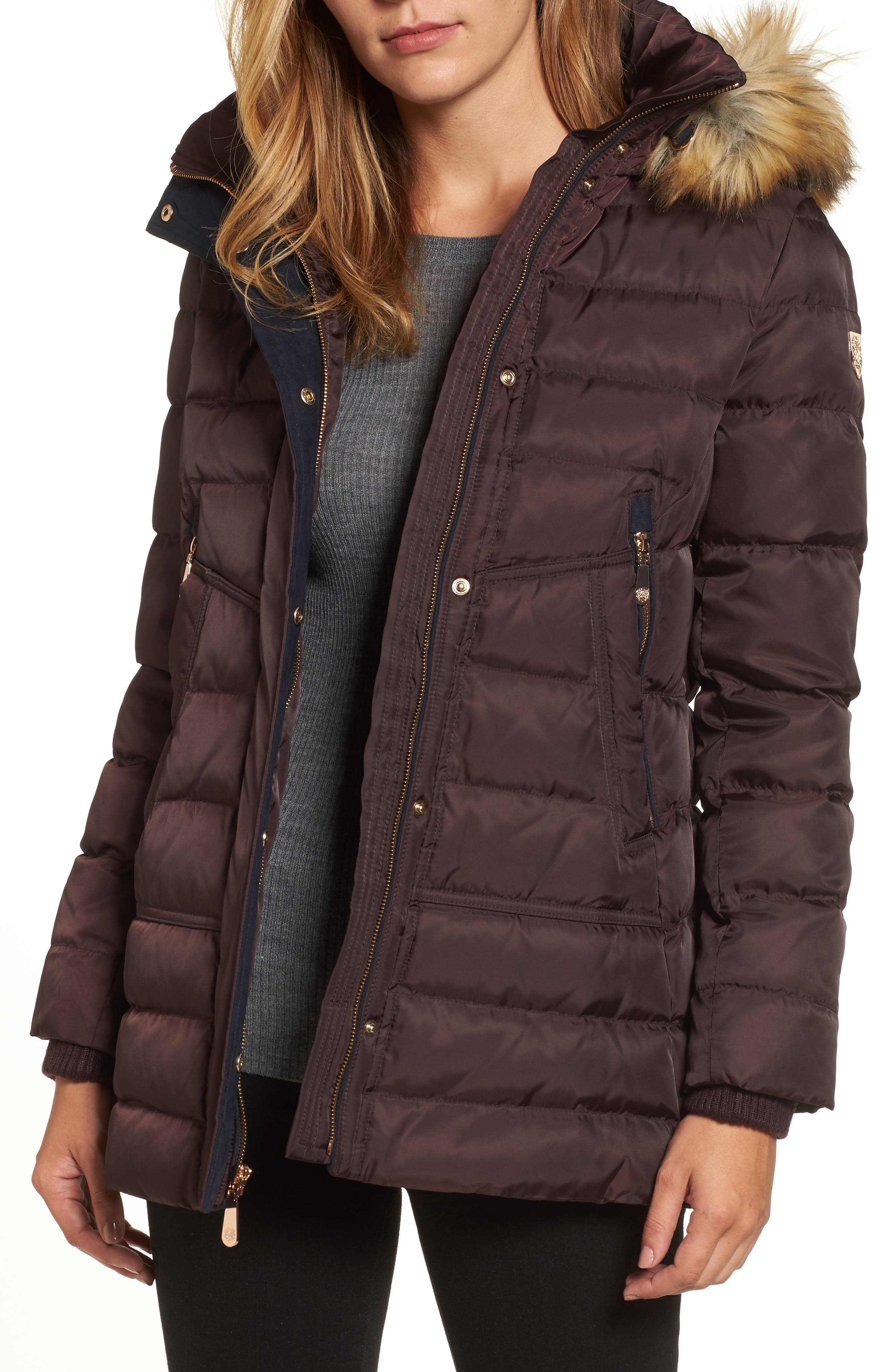 product trim vince velvet quilt wine modesens with quilted jacket camuto