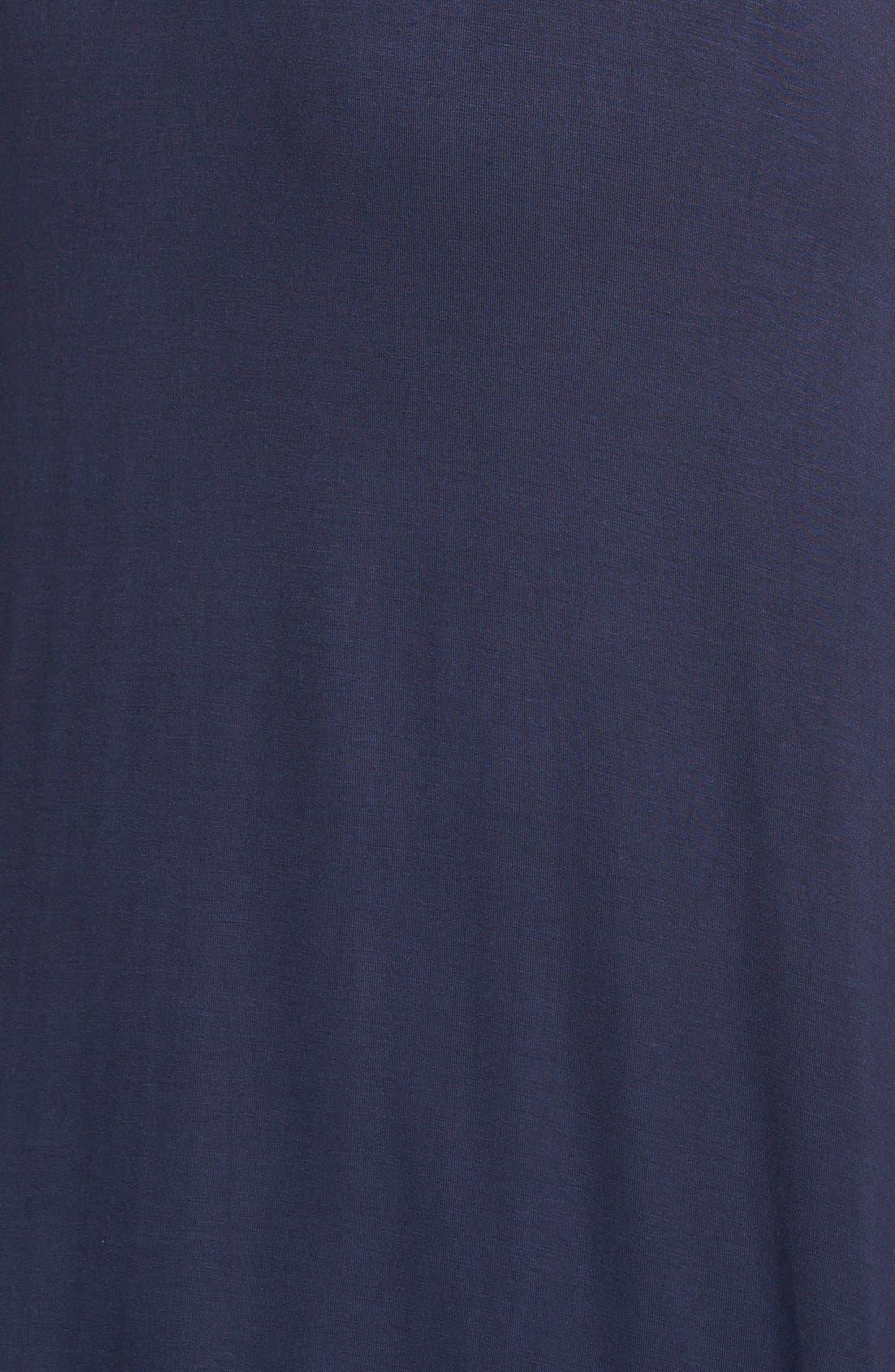 Alternate Image 3  - Loveappella Maxi Dress (Regular & Petite)