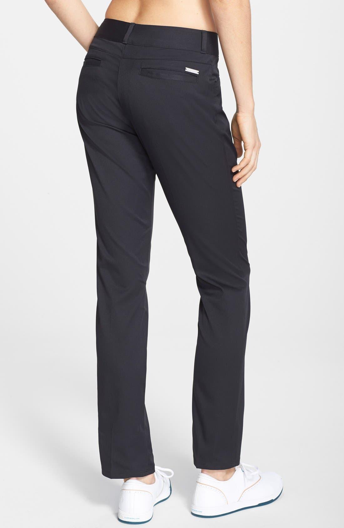Alternate Image 2  - adidas Lightweight Regular Fit Golf Pants