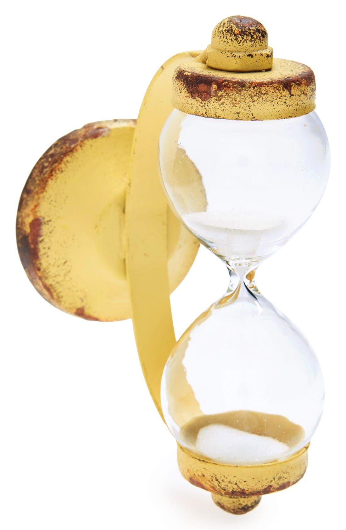 Main Image - Creative Co-Op Hourglass Magnet