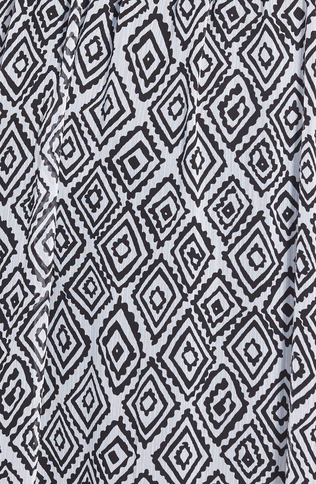 Alternate Image 3  - Volcom 'Playa' Print Maxi Dress