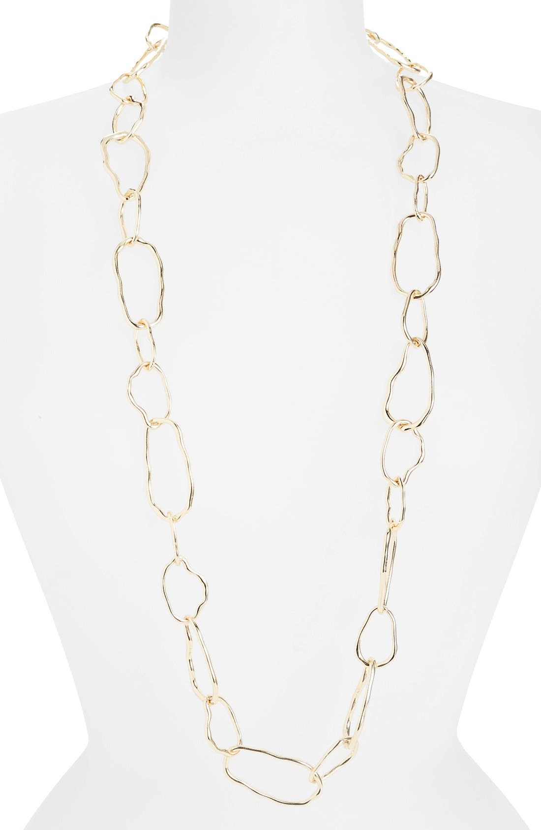 Alternate Image 1 Selected - Panacea Chain Link Necklace