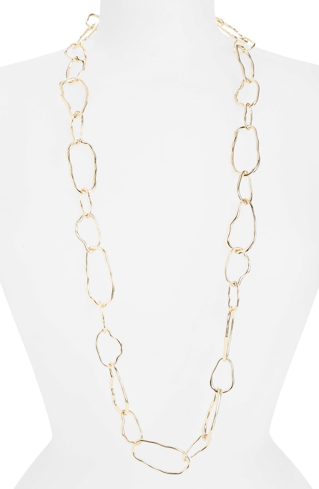 Main Image - Panacea Chain Link Necklace