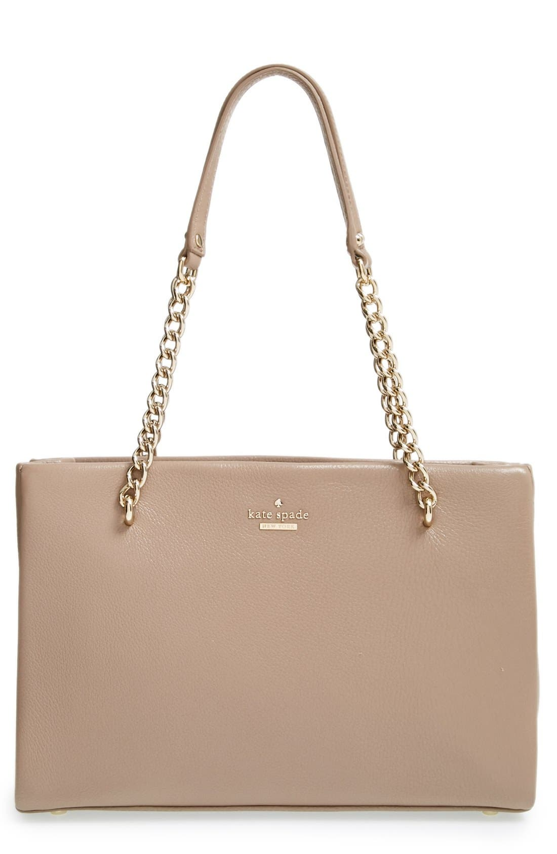 Main Image - kate spade new york 'emerson place - small phoebe' leather shoulder bag