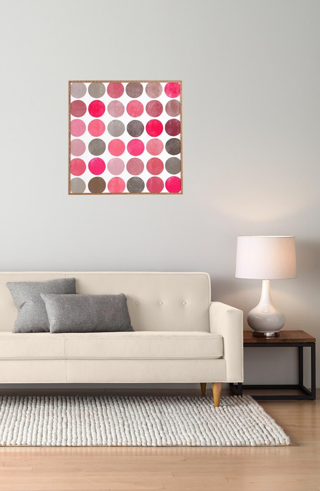Alternate Image 2  - DENY Designs 'Garima Dhawan - Colorplay' Wall Art
