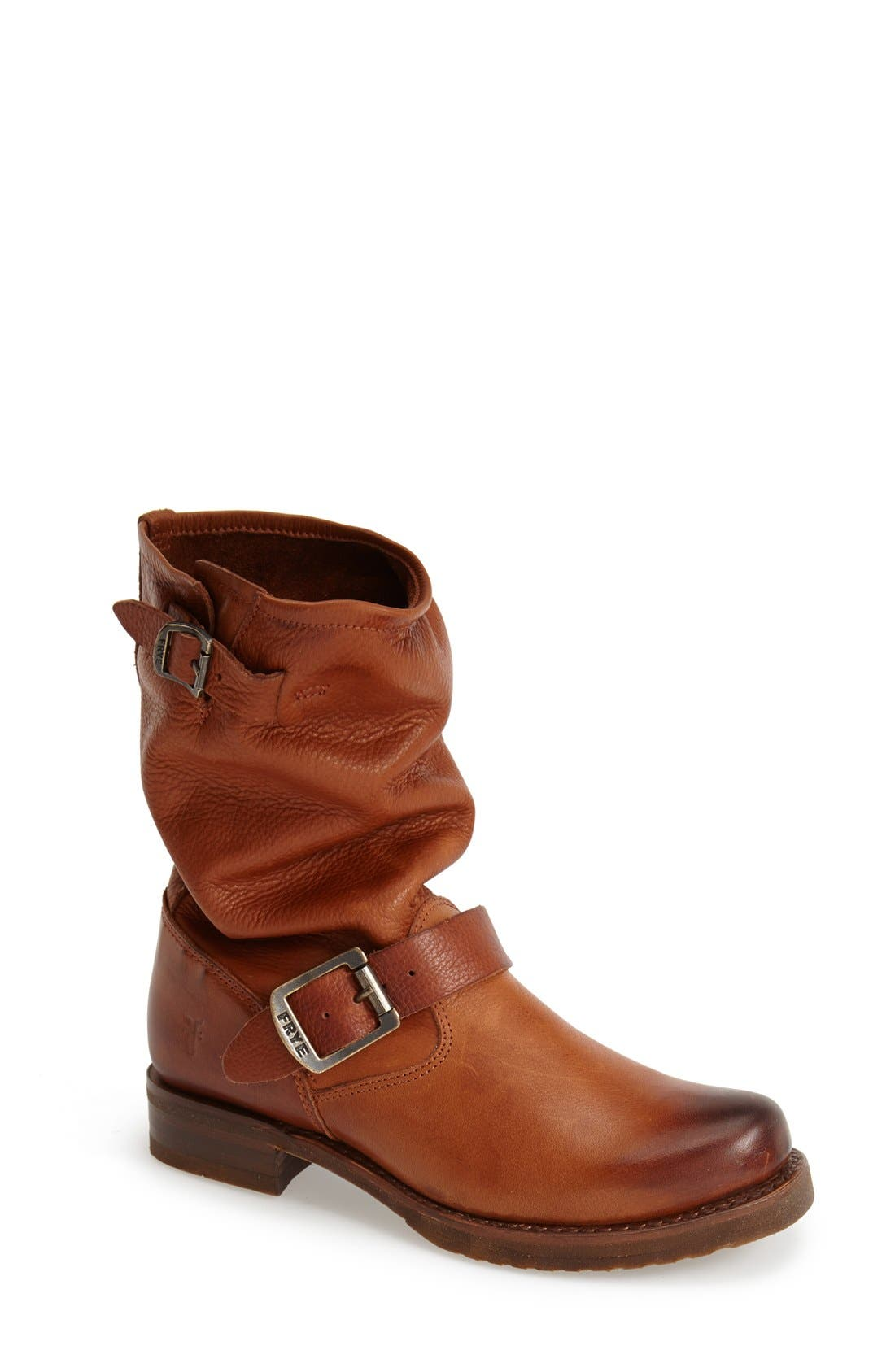 Alternate Image 1 Selected - Frye 'Veronica Shortie' Slouchy Boot (Women)