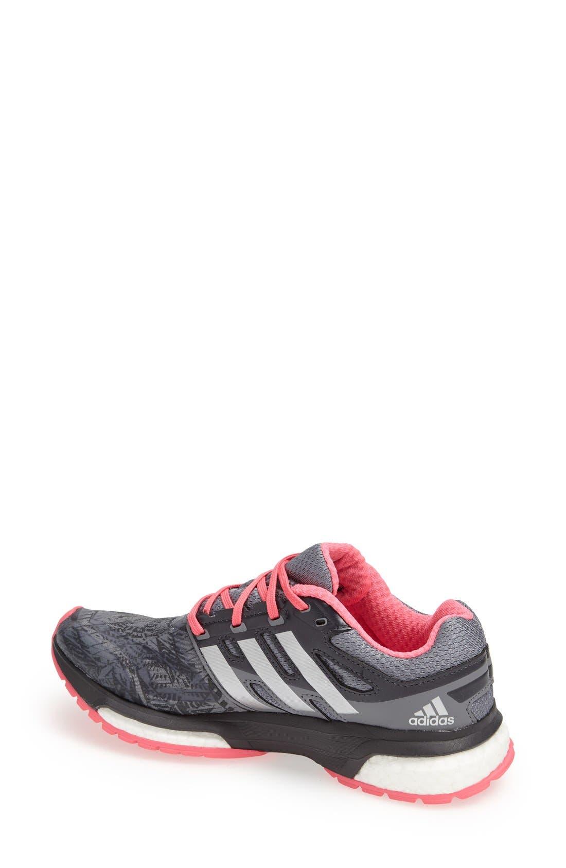 Alternate Image 2  - adidas 'Response Boost' Running Shoe (Women)