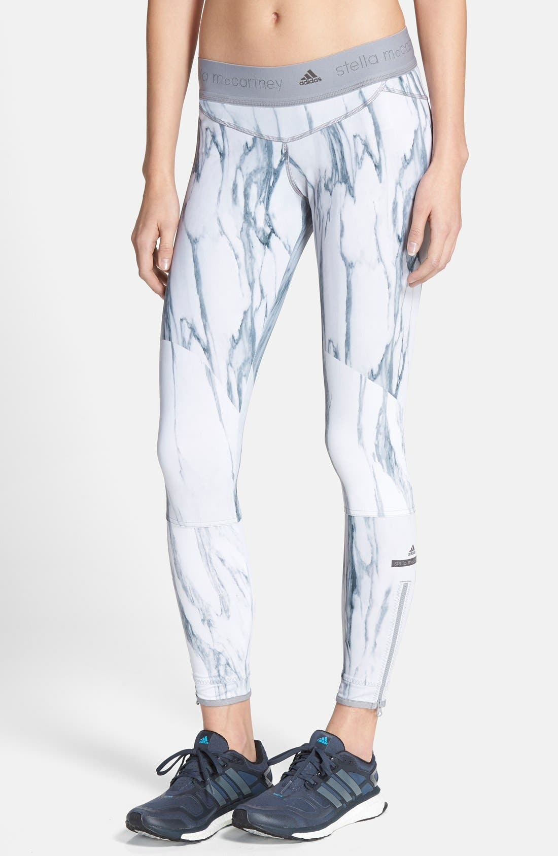 Alternate Image 1 Selected - adidas by Stella McCartney 'Run' Print Tights