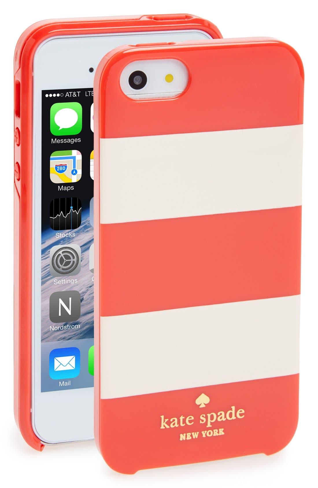 Main Image - kate spade new york 'fairmont square' iPhone 6 & 6s case