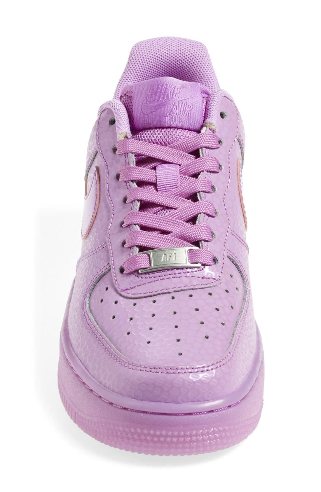 Alternate Image 4  - Nike 'Air Force 1' Sneaker (Women)