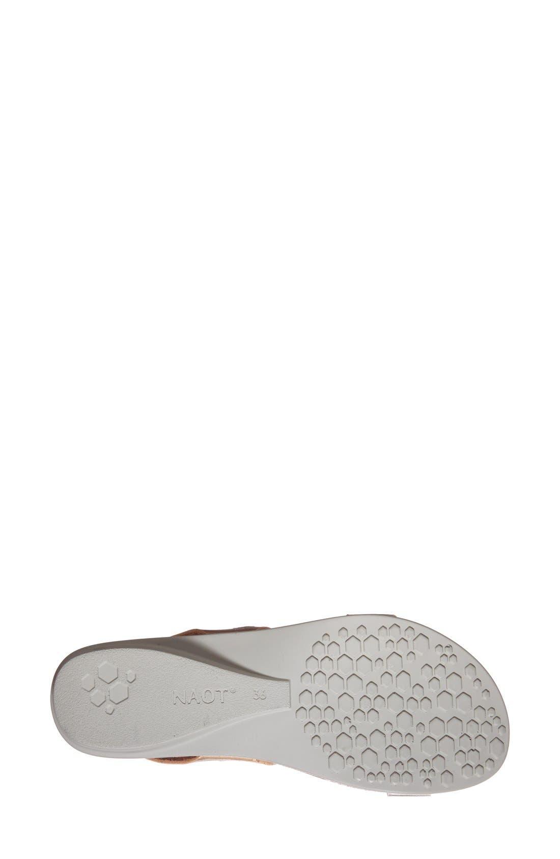 Alternate Image 4  - Naot 'Mint' Sandal (Women)