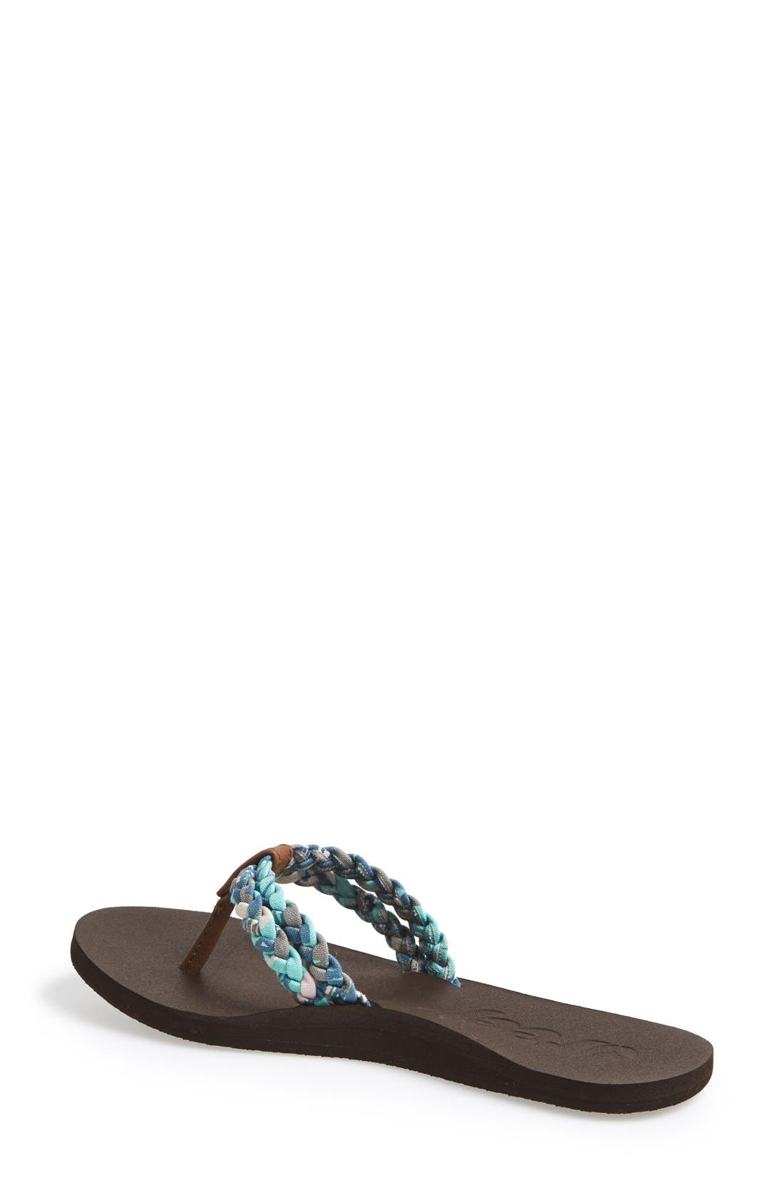 Alternate Image 3  - Reef 'Twisted Sky' Flip-Flop Thong Sandal (Women)