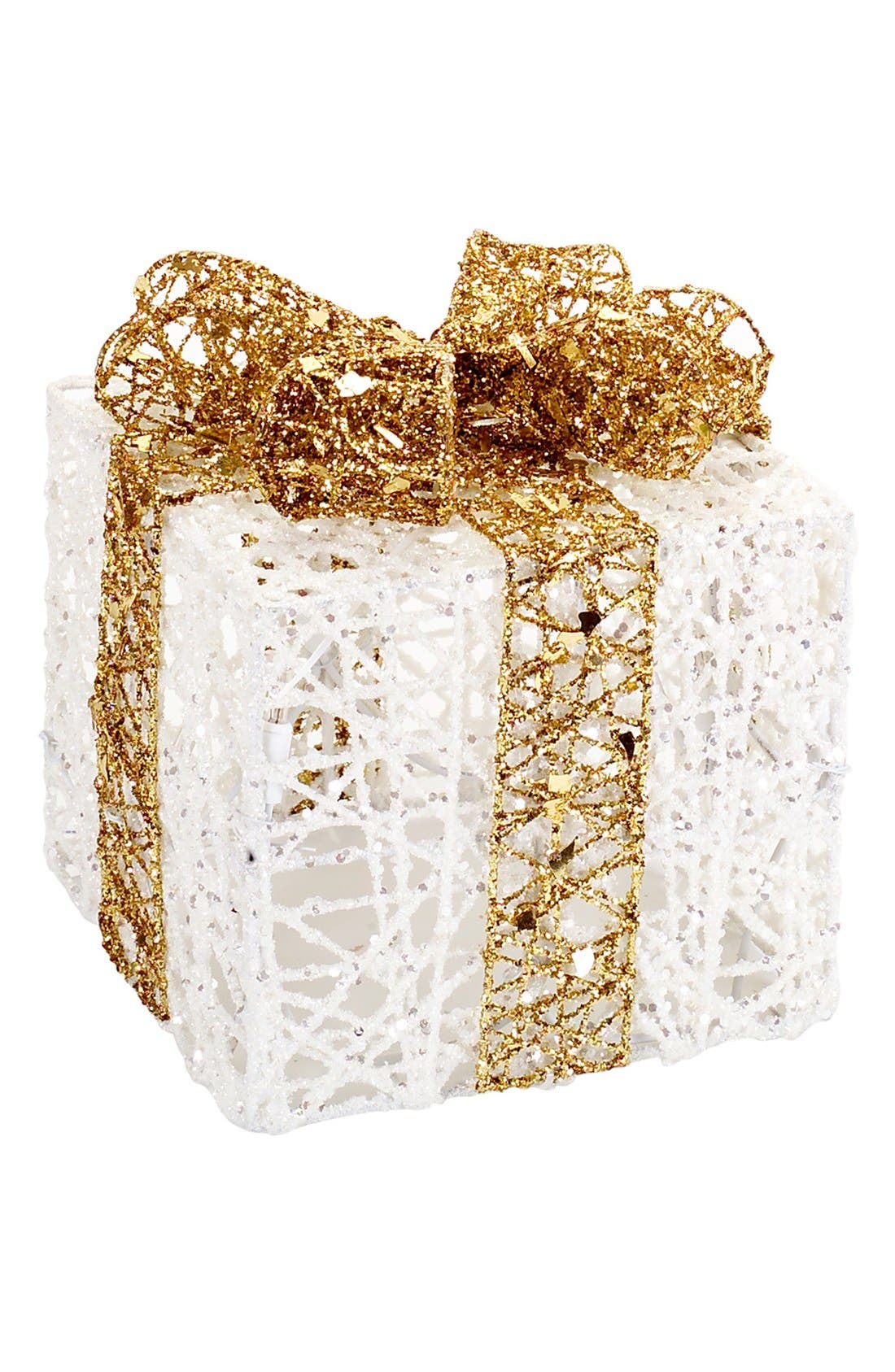 Alternate Image 1 Selected - Melrose Gifts Light Up Gift Box
