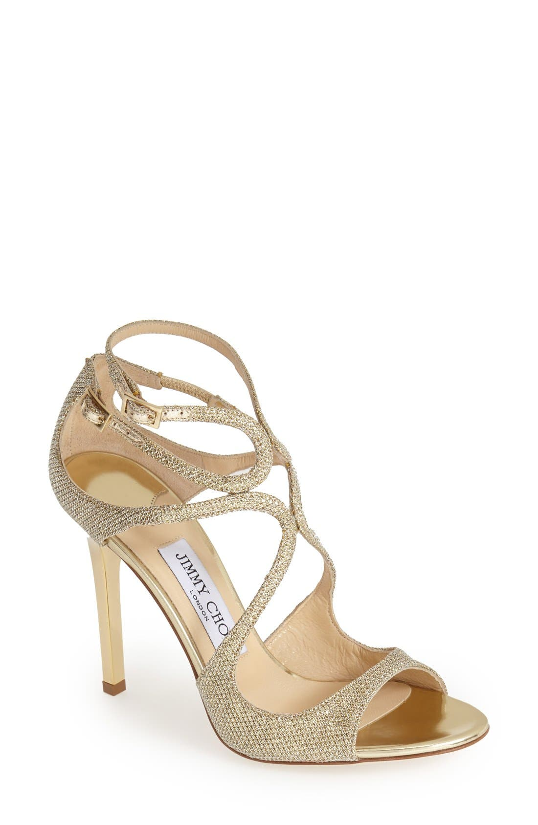 Alternate Image 1 Selected - Jimmy Choo 'Lang' Sandal (Women)