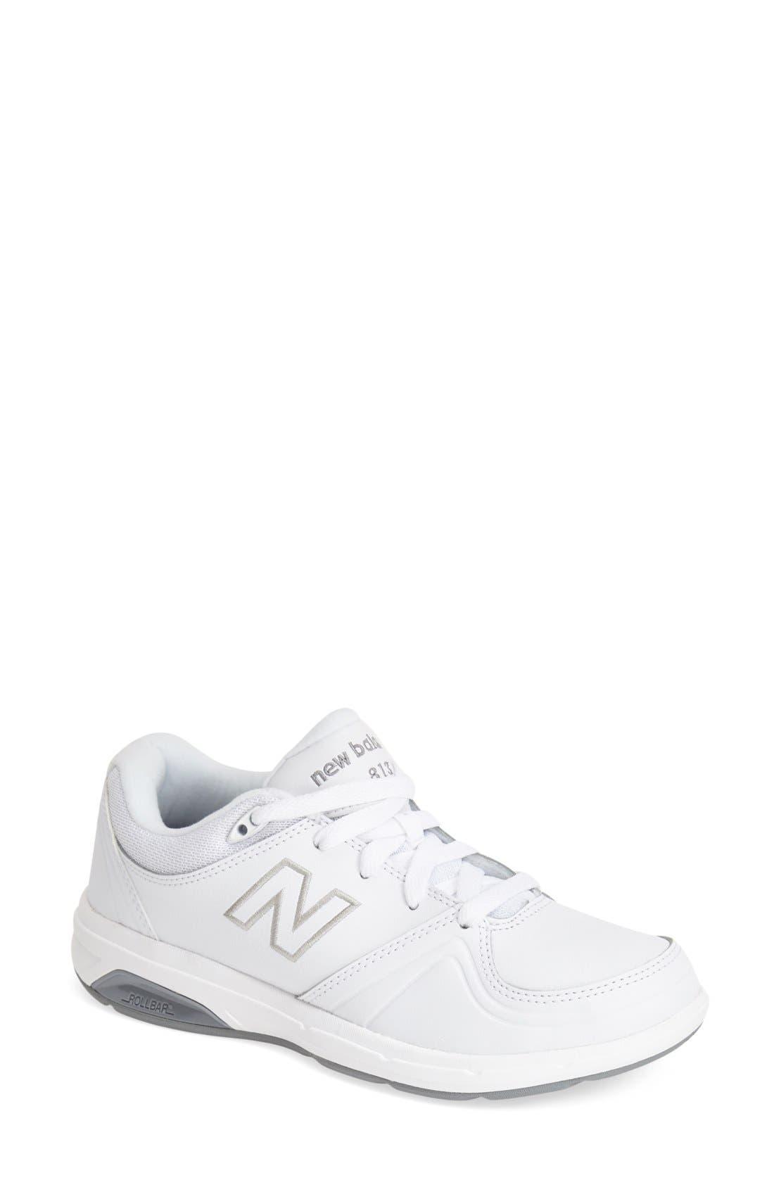 Alternate Image 1 Selected - New Balance '813' Walking Shoe (Women)