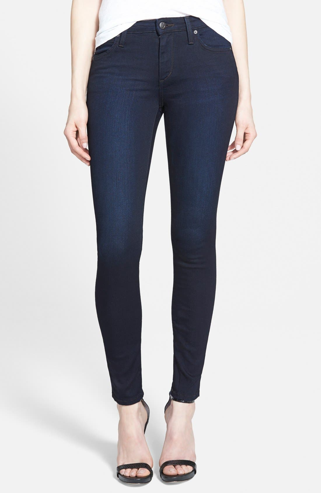 Alternate Image 1 Selected - Joe's 'Flawless - Icon' Ankle Skinny Jeans (Blaire)