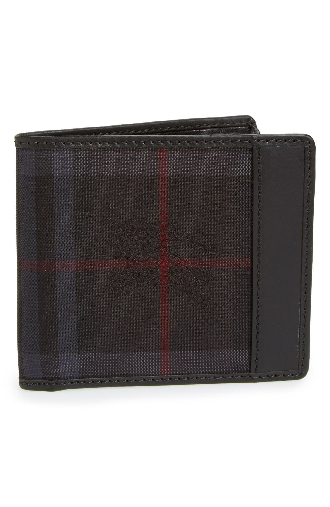 Burberry Horseferry Check Billfold Wallet