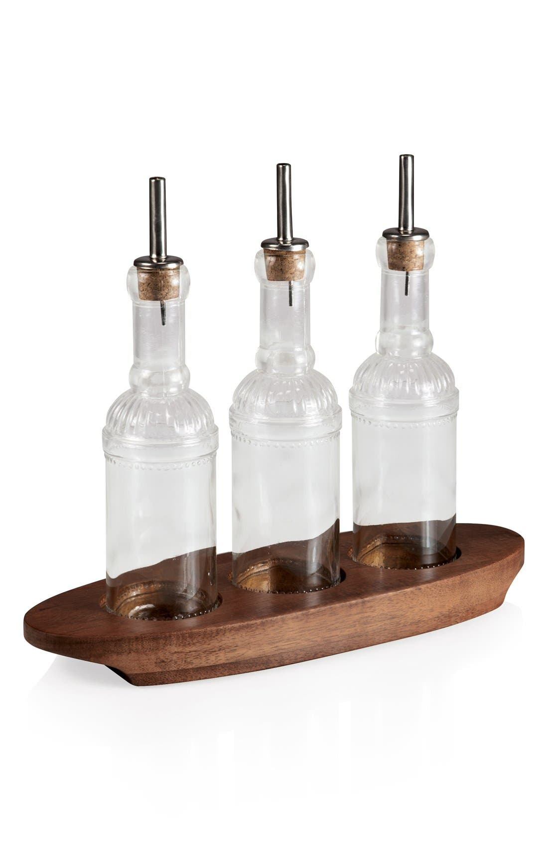 Picnic Time 'Legacy Heritage Collection by Fabio Viviani - Oliera' Bottle Set