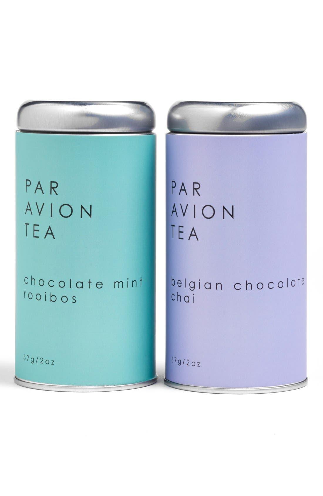 Alternate Image 2  - Par Avion Tea 'Chocolate Mint' Rooibos Tea