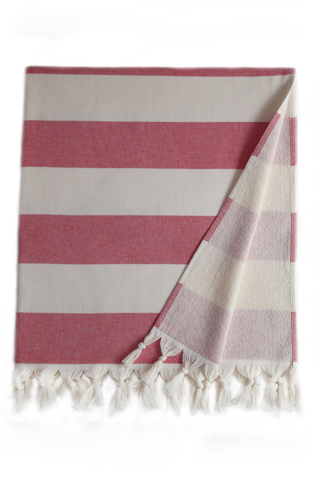 Alternate Image 1 Selected - Linum Home Textiles 'Patara' Turkish Pestemal Towel