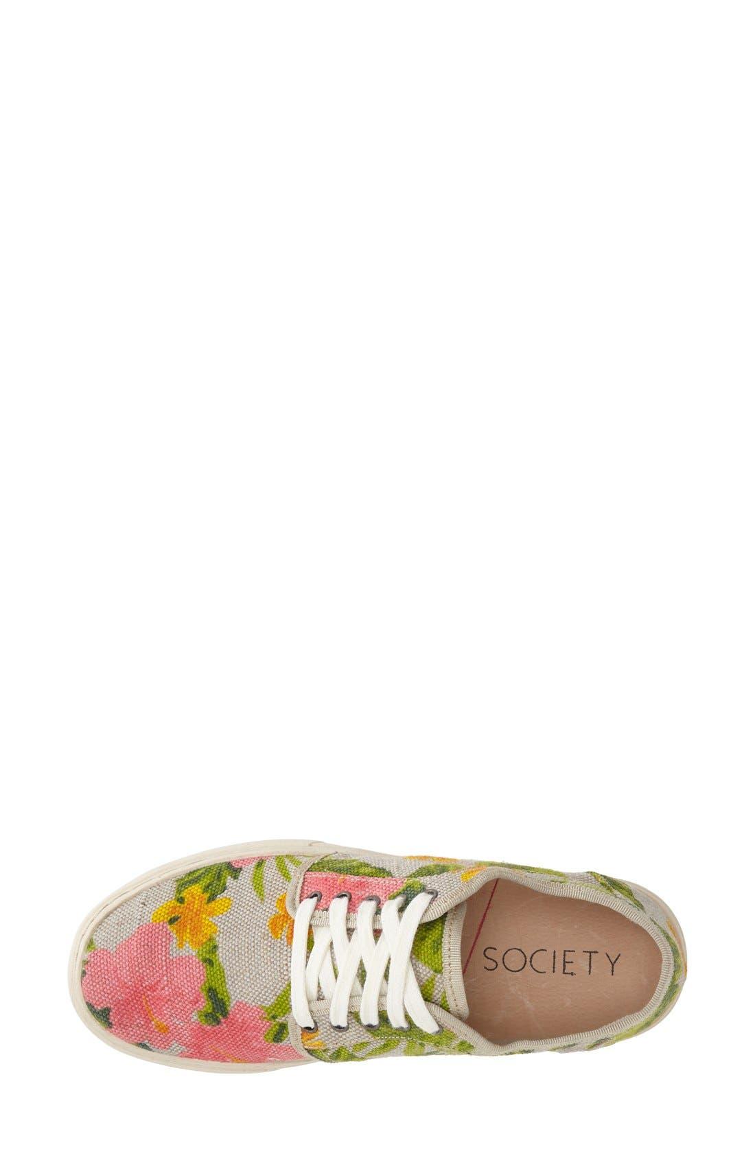 Alternate Image 3  - Sole Society 'Kalin' Sneaker (Women)