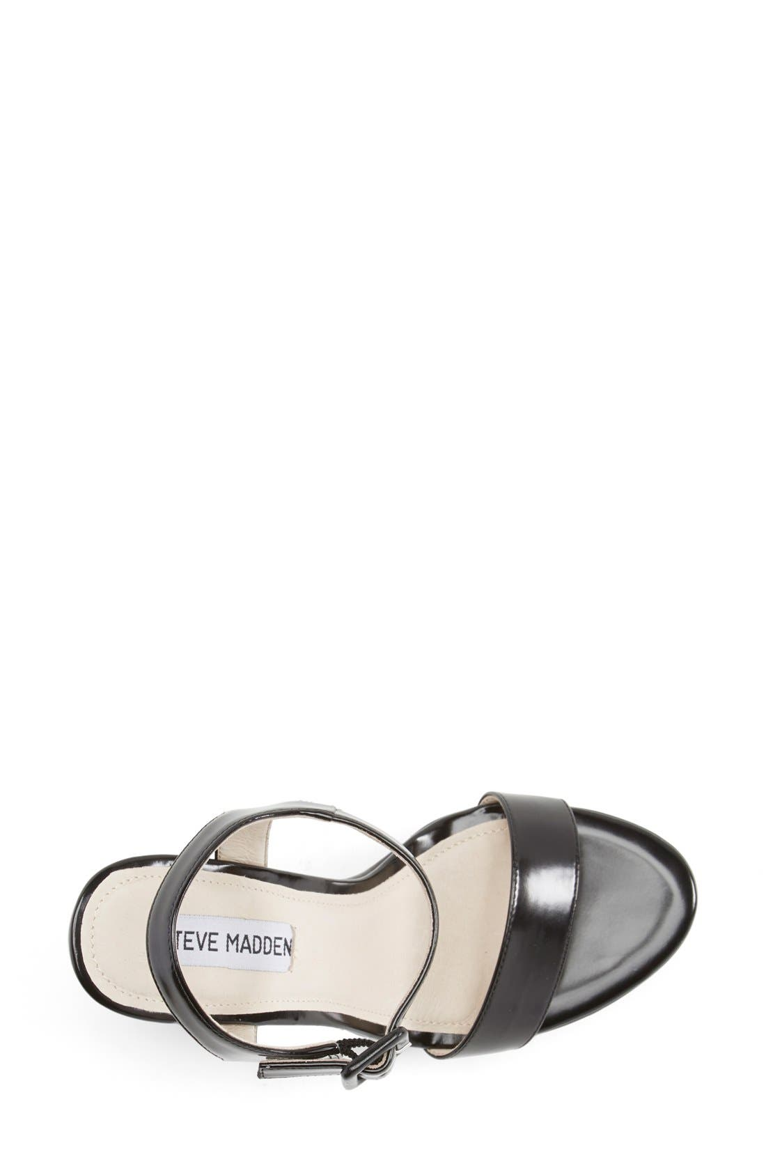 Alternate Image 3  - Steve Madden 'Prestine' Wedge Sandal (Women)