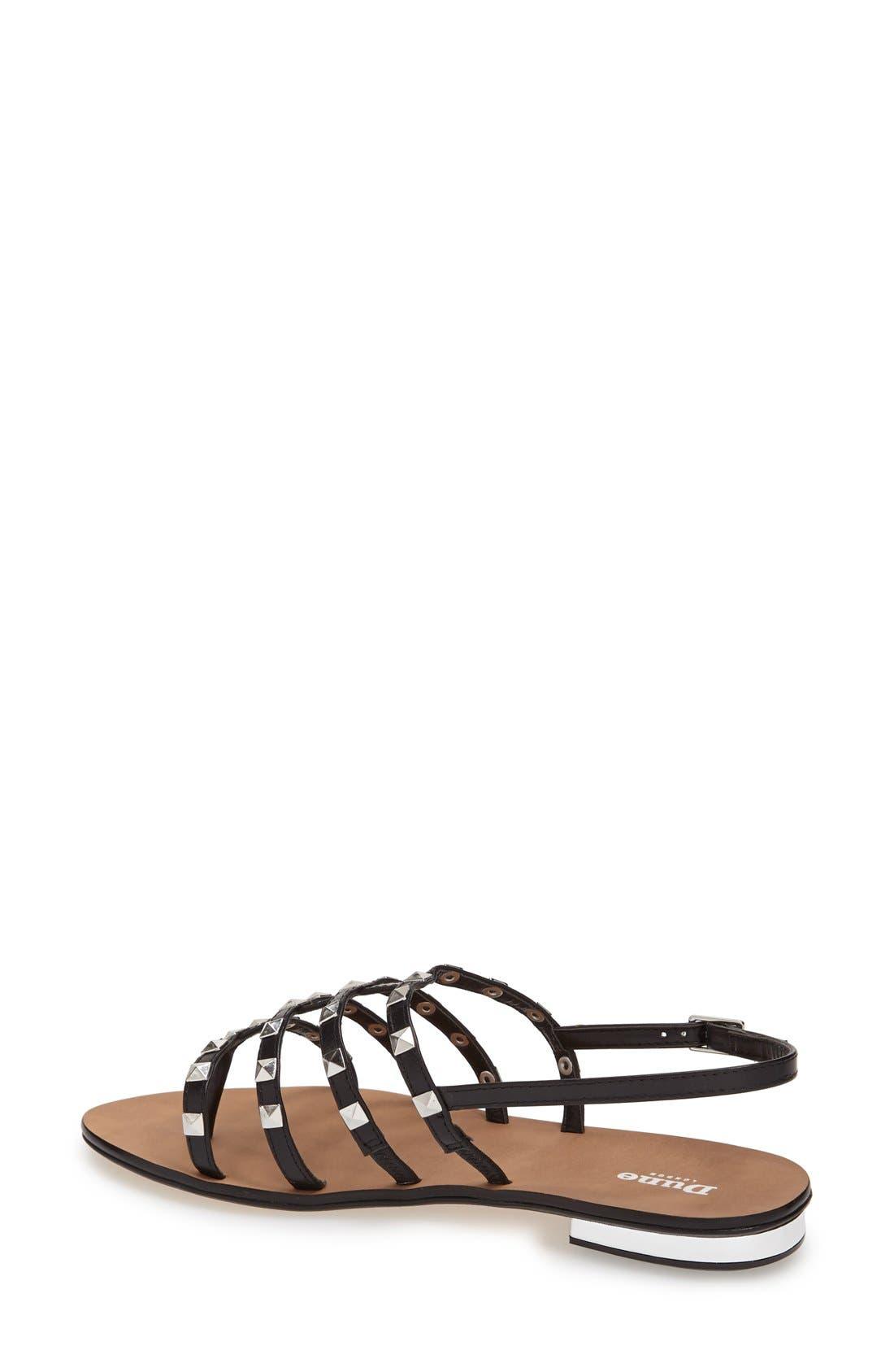 Alternate Image 2  - Dune London 'Katrine' Studded Sandal (Women)
