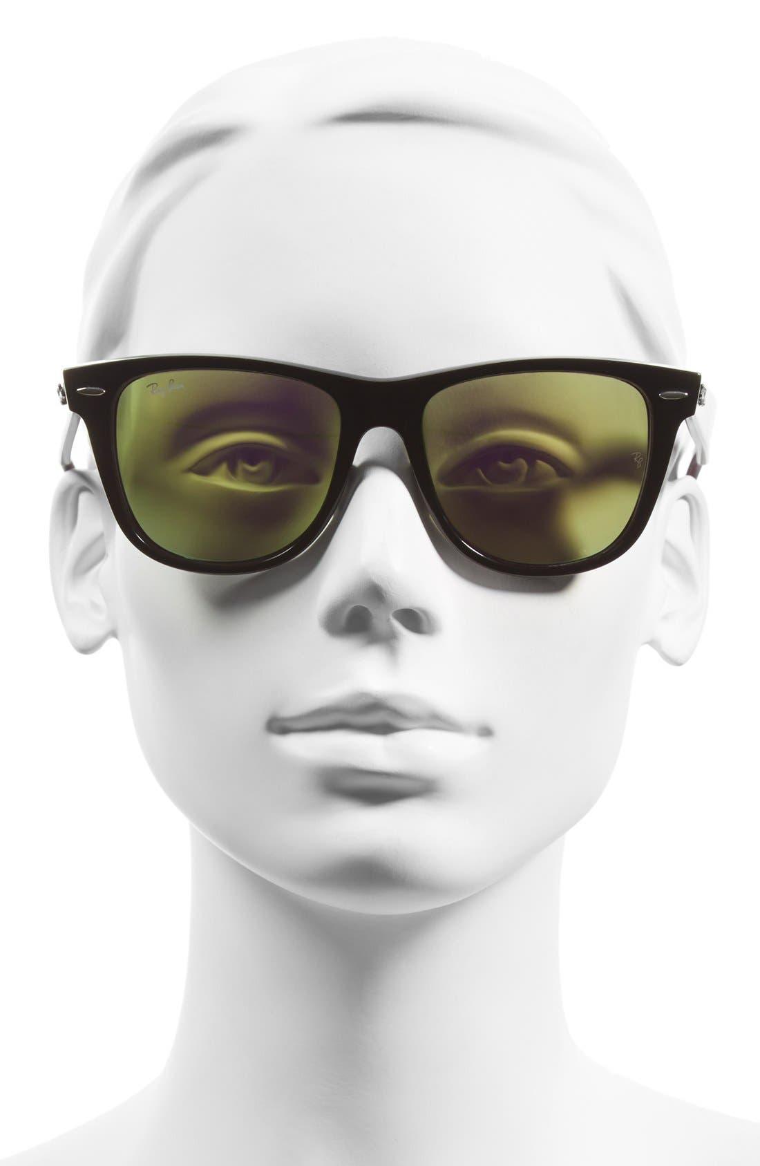 Alternate Image 2  - Ray-Ban 'Wayfarer' 54mm Sunglasses