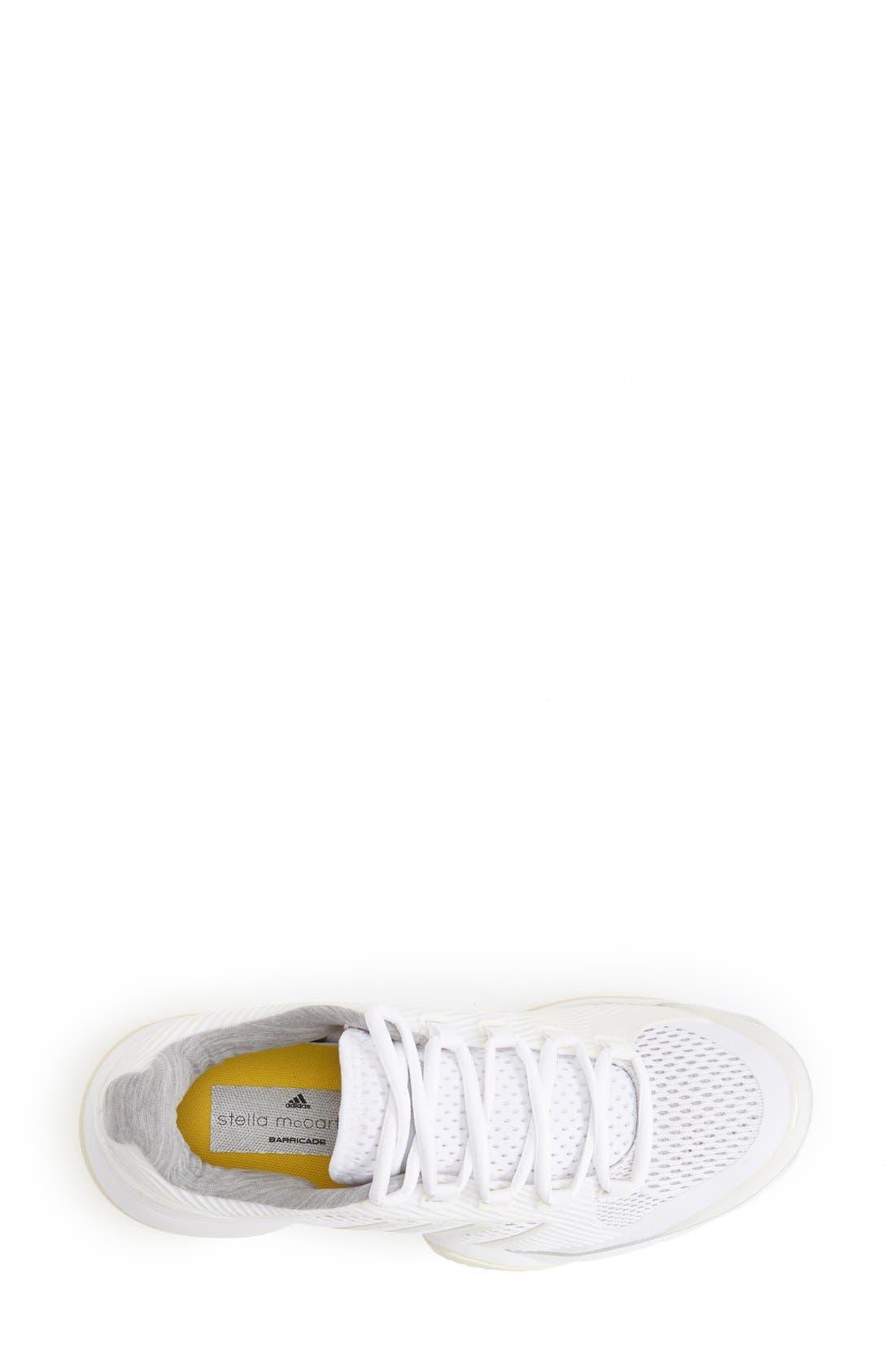 Alternate Image 3  - adidas 'Stella McCartney - Barricade 2015' Tennis Shoe (Women)