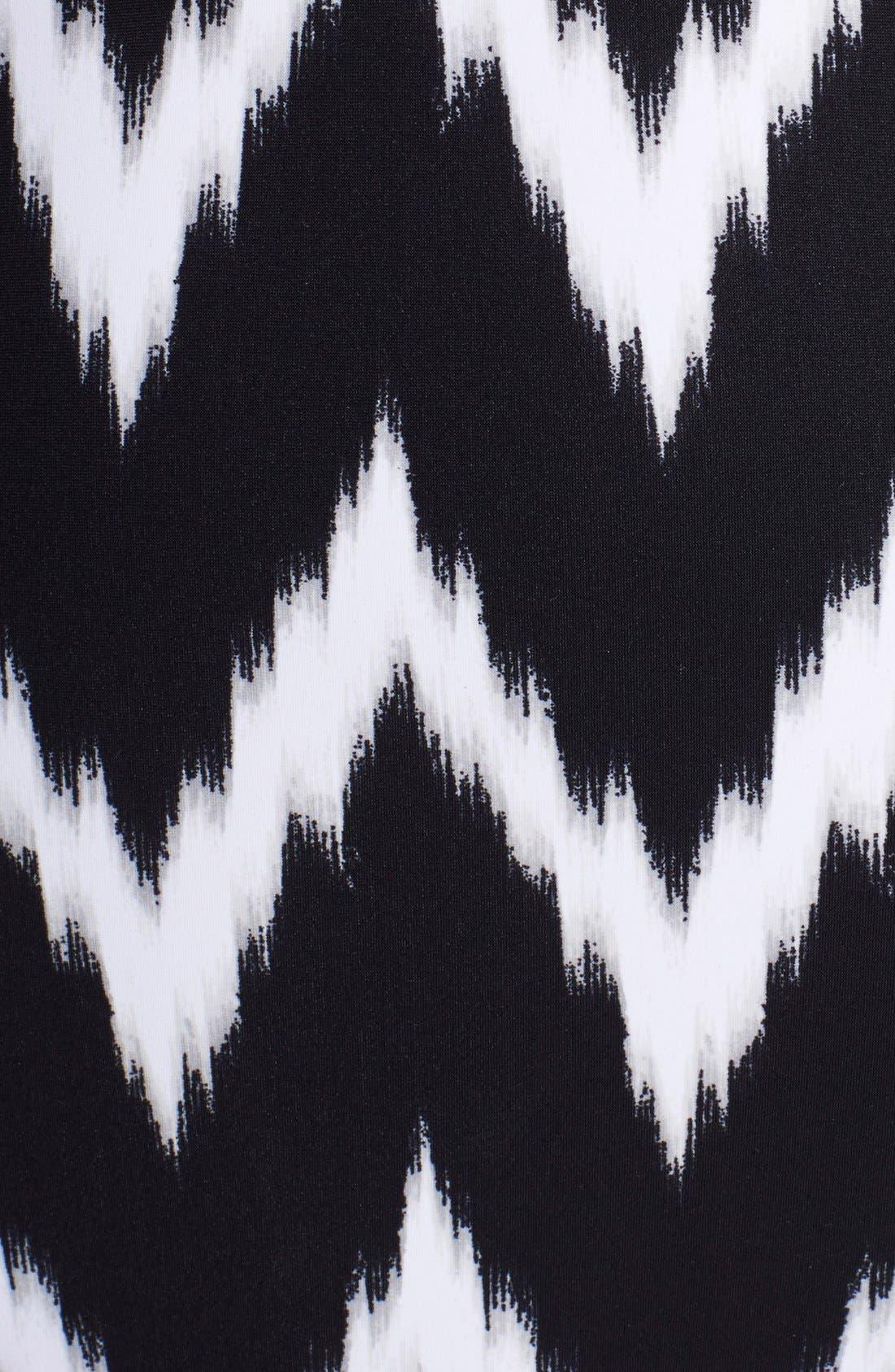 Alternate Image 3  - La Blanca 'Night Waves' Halter One-Piece Swimsuit