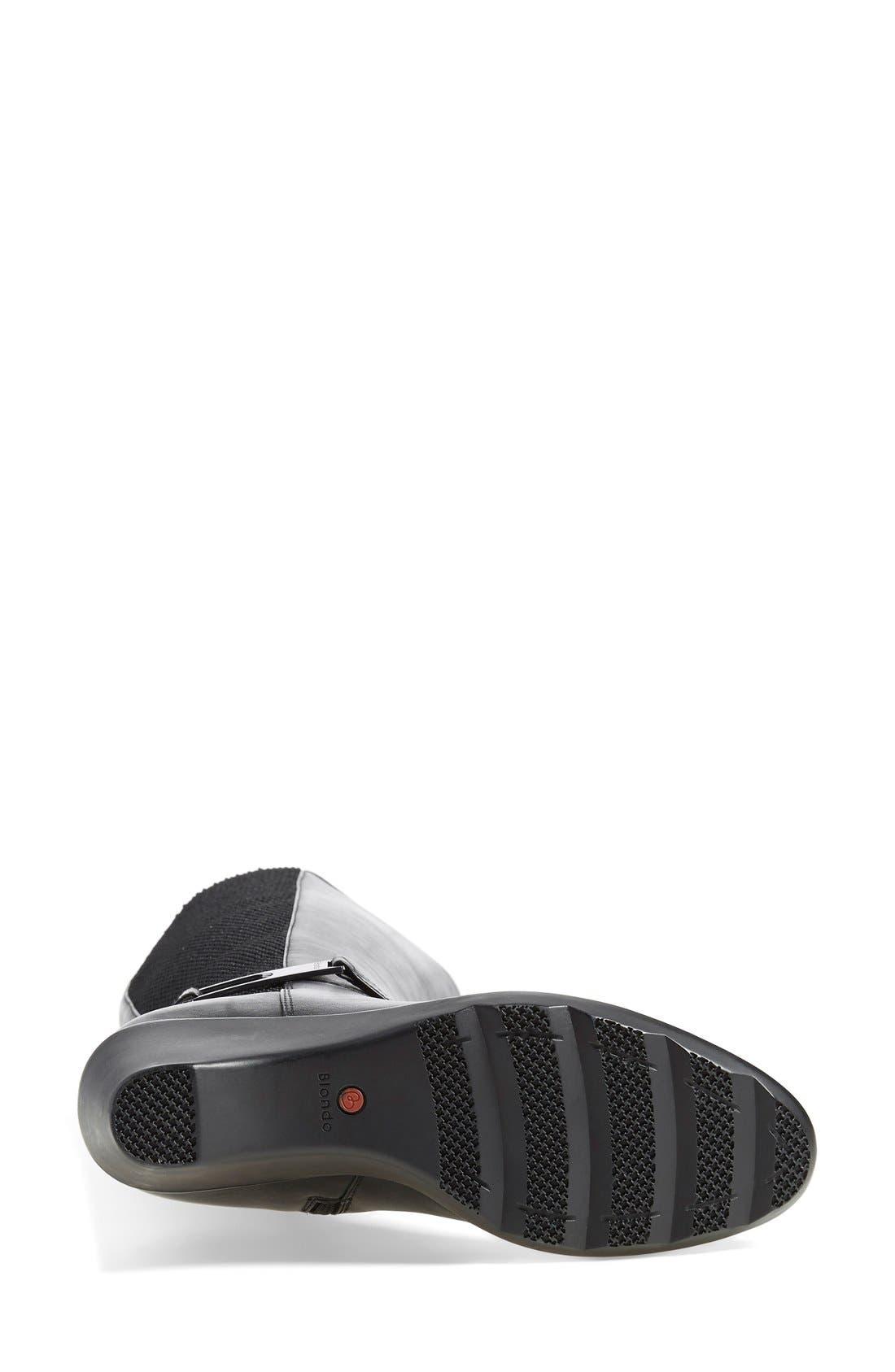 Alternate Image 4  - Blondo 'Laina' Waterproof Boot (Women) (Nordstrom Exclusive)