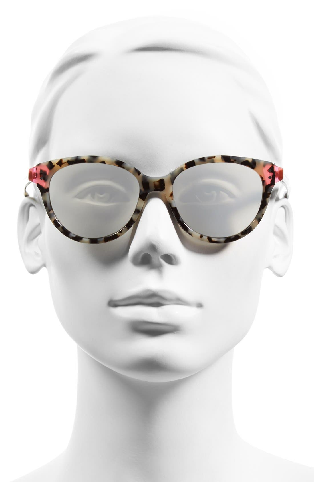 Alternate Image 2  - MARC JACOBS 'Preppy' 51mm Retro Sunglasses