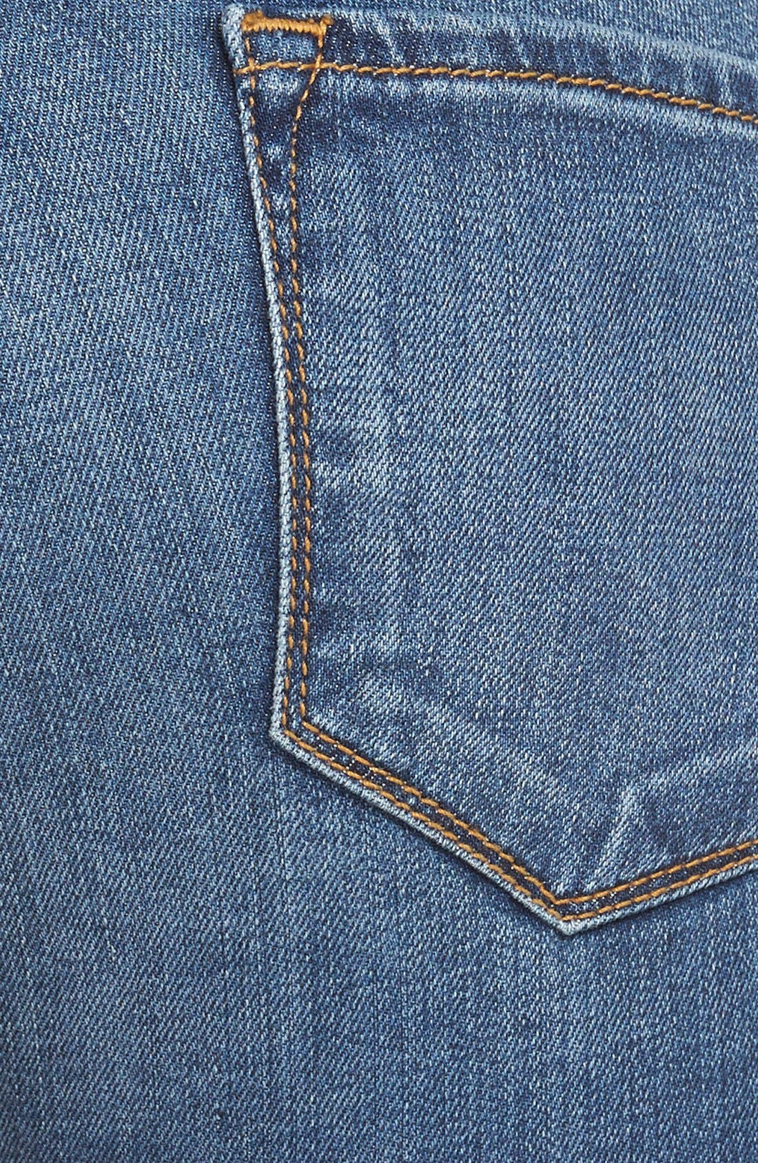 Alternate Image 3  - STS Blue Skinny Jeans (Medium)